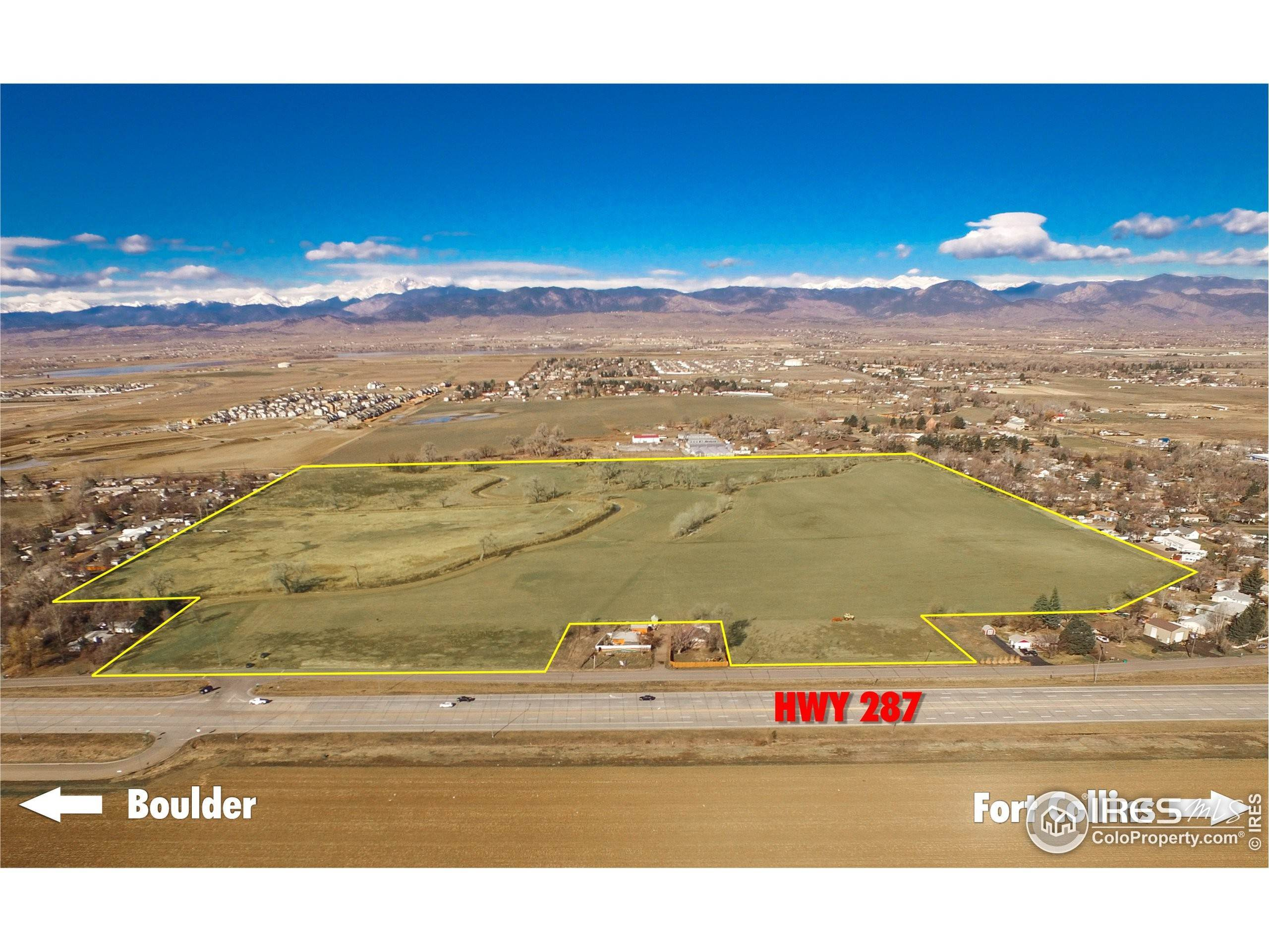 Land for Active at 300 42nd Street Loveland, Colorado 80537 United States