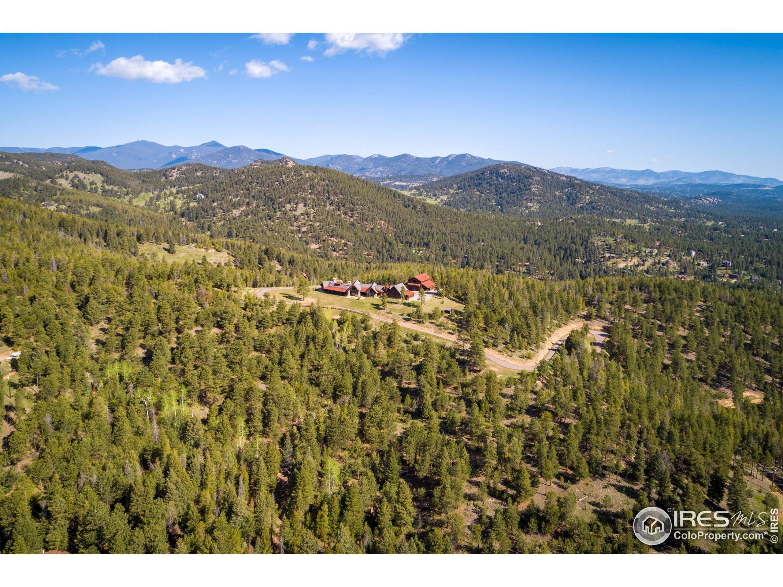 Single Family Homes for Active at 30153 Wild West Trail Evergreen, Colorado 80439 United States