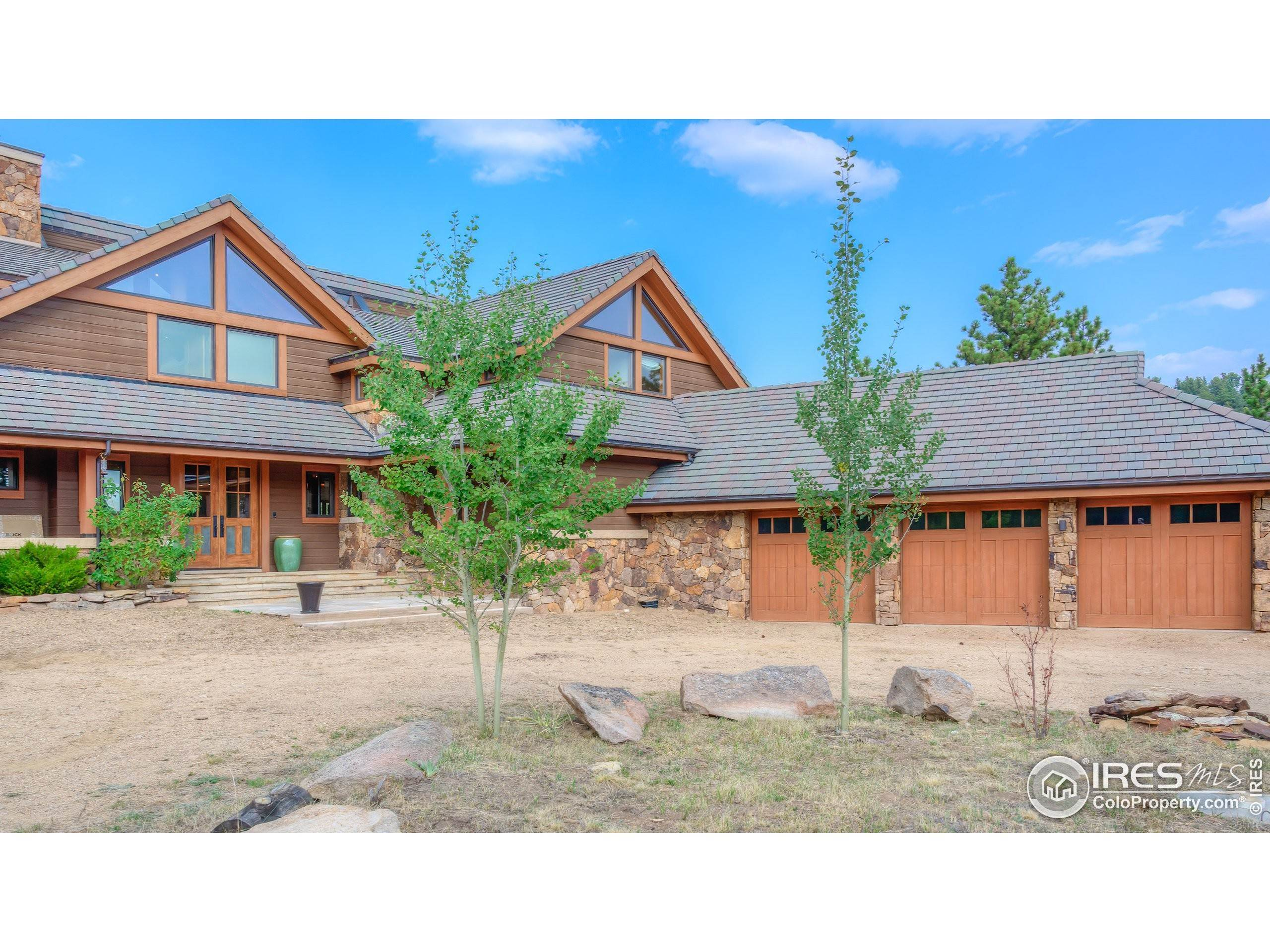 Single Family Homes for Active at 11780 Gold Hill Road Boulder, Colorado 80302 United States