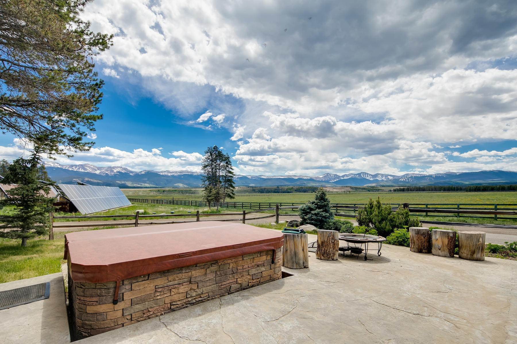 24. Single Family Homes for Active at An Extremely Rare Opportunity In Grand County 3444 County Road 5 Fraser, Colorado 80442 United States