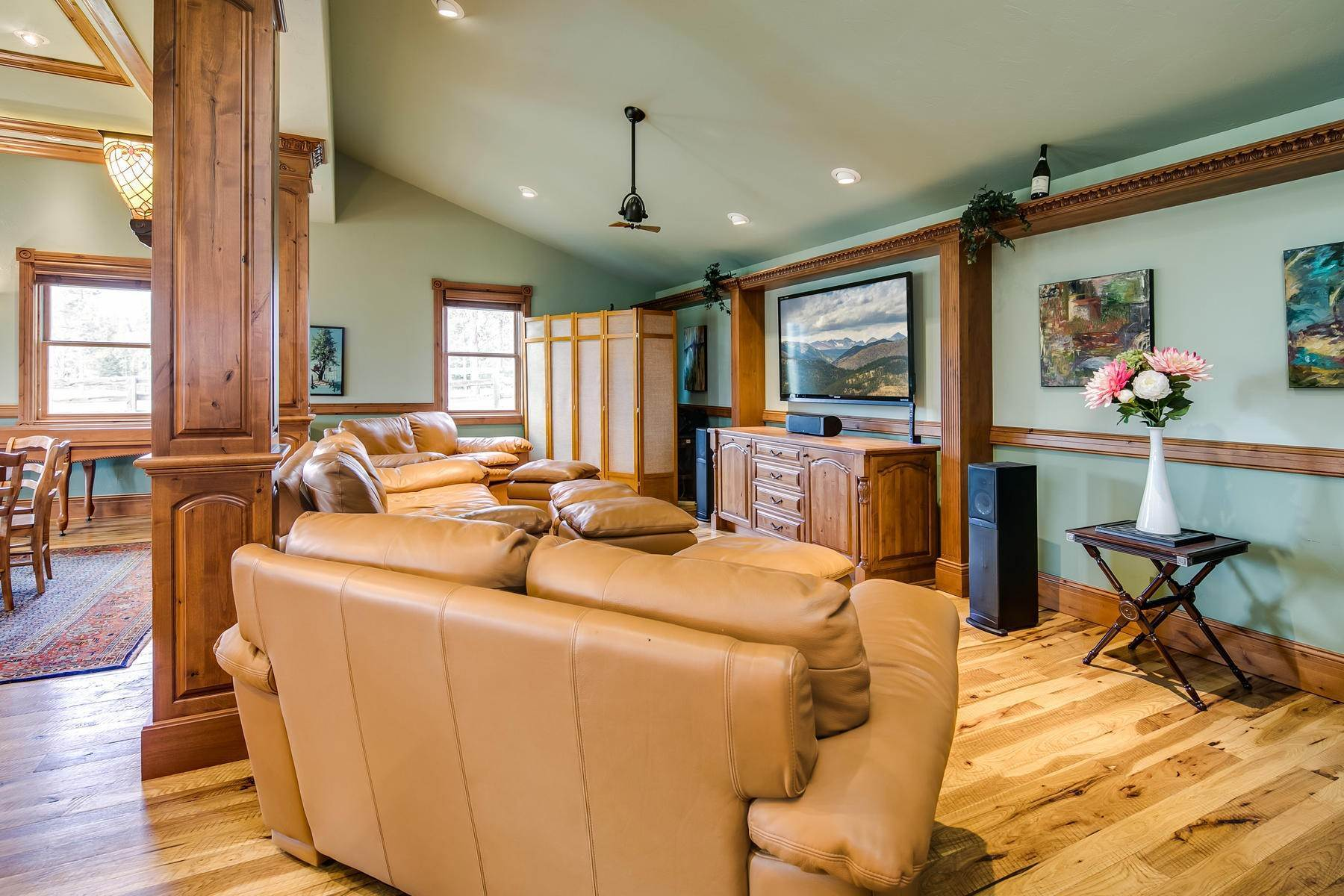 14. Single Family Homes for Active at An Extremely Rare Opportunity In Grand County 3444 County Road 5 Fraser, Colorado 80442 United States