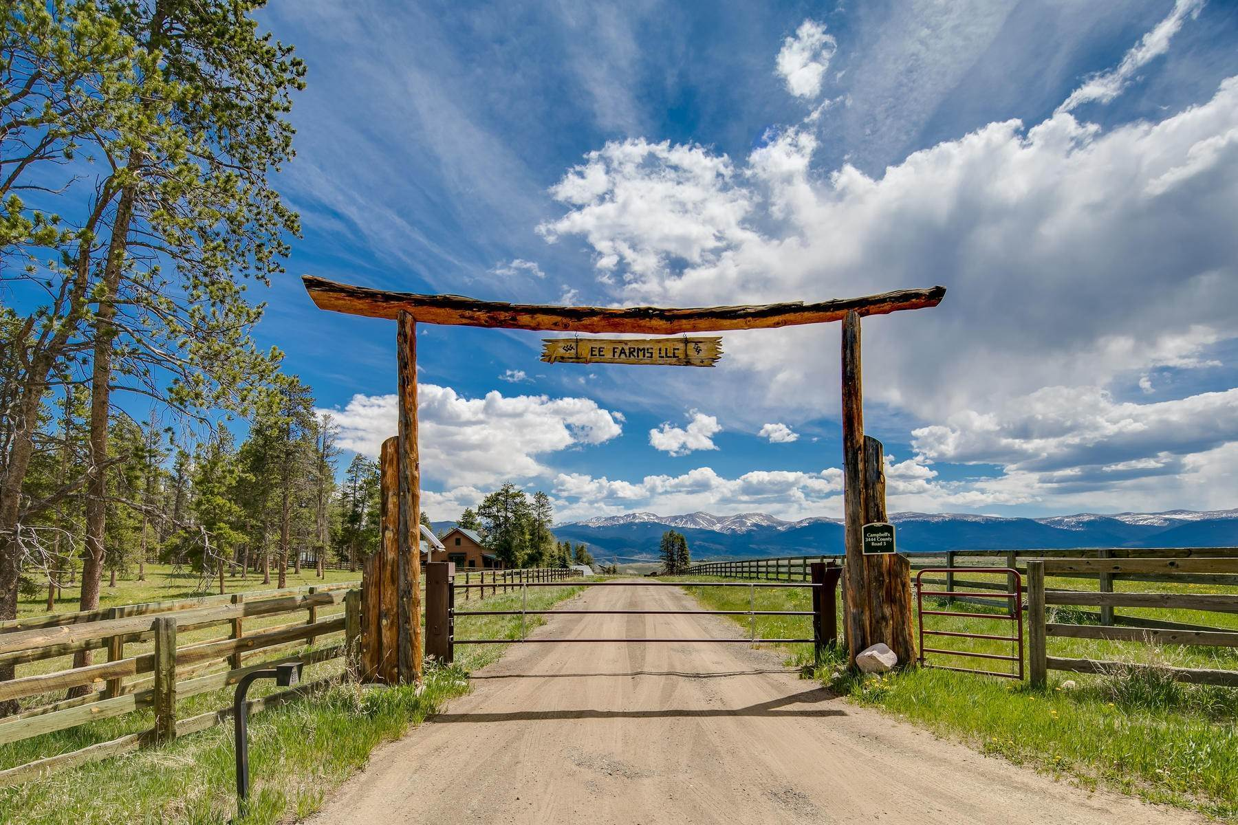 Single Family Homes for Active at An Extremely Rare Opportunity In Grand County 3444 County Road 5 Fraser, Colorado 80442 United States