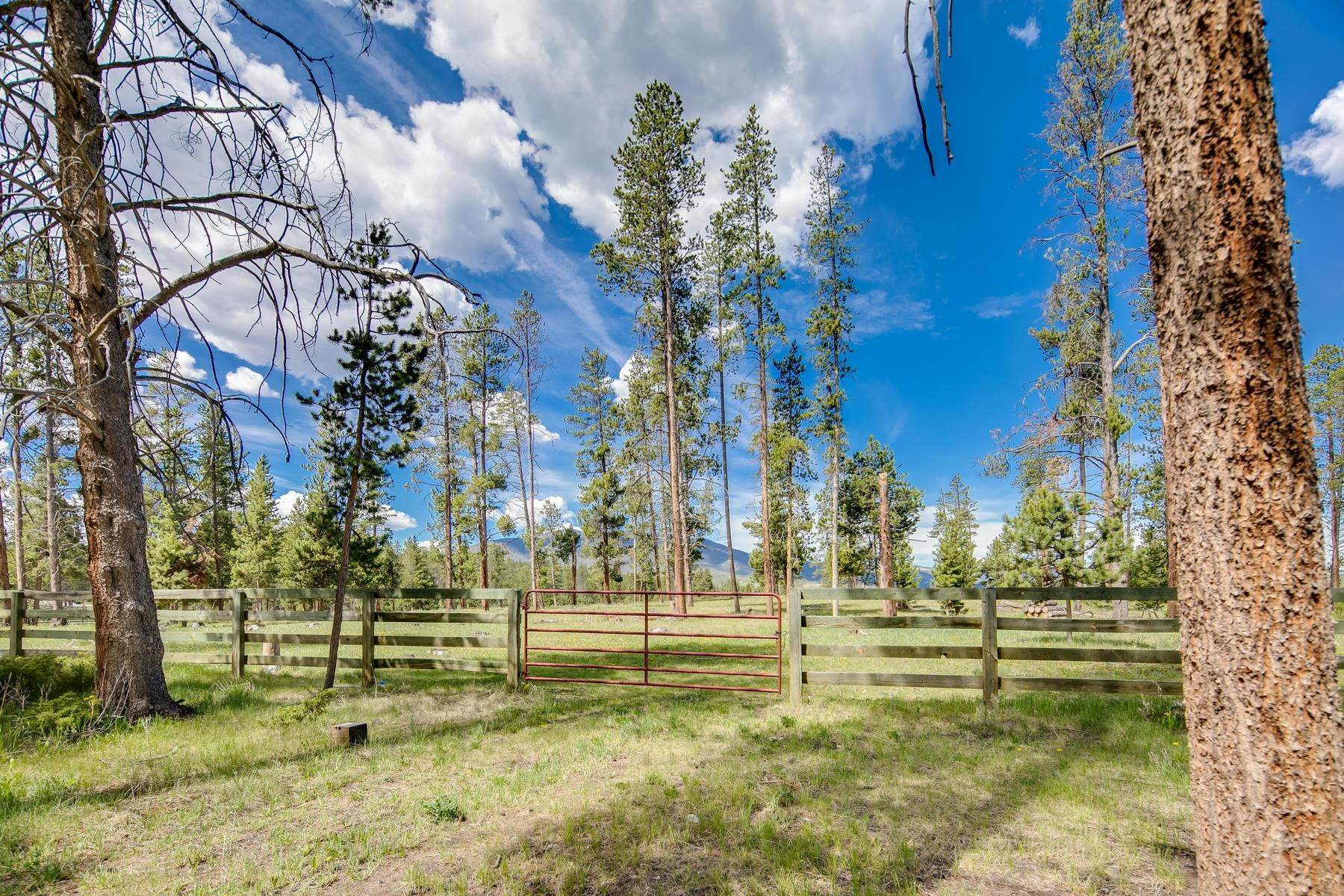 35. Single Family Homes for Active at An Extremely Rare Opportunity In Grand County 3444 County Road 5 Fraser, Colorado 80442 United States