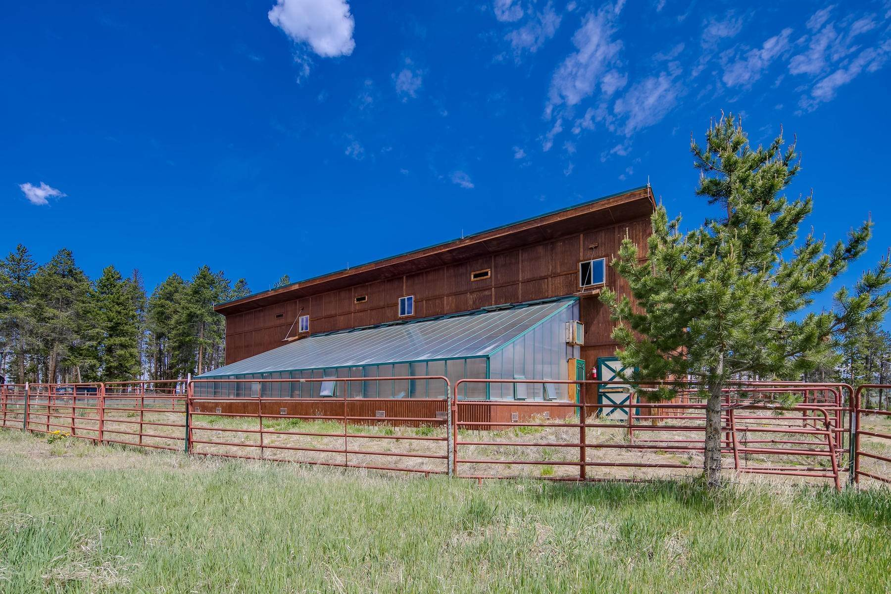 5. Single Family Homes for Active at An Extremely Rare Opportunity In Grand County 3444 County Road 5 Fraser, Colorado 80442 United States