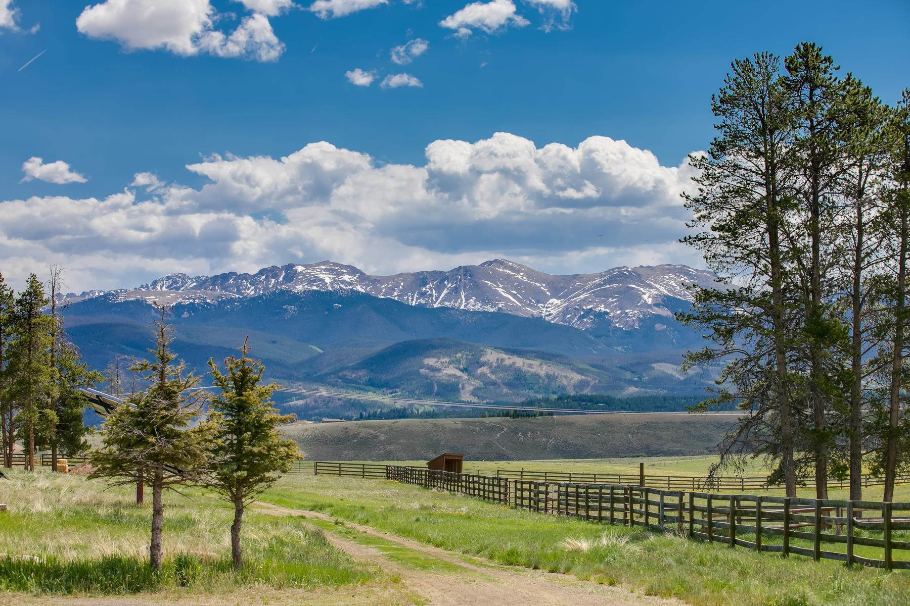 36. Single Family Homes for Active at An Extremely Rare Opportunity In Grand County 3444 County Road 5 Fraser, Colorado 80442 United States