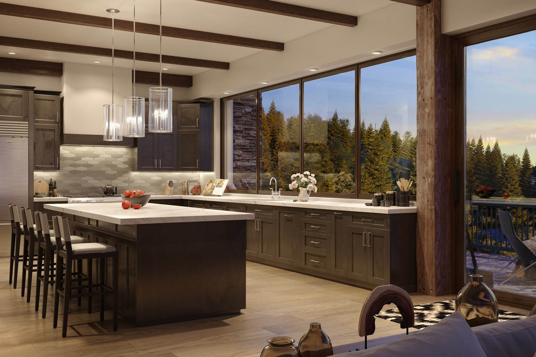 4. Single Family Homes for Active at Peregrine Villas 185 Elk Track Road Beaver Creek, Colorado 81620 United States