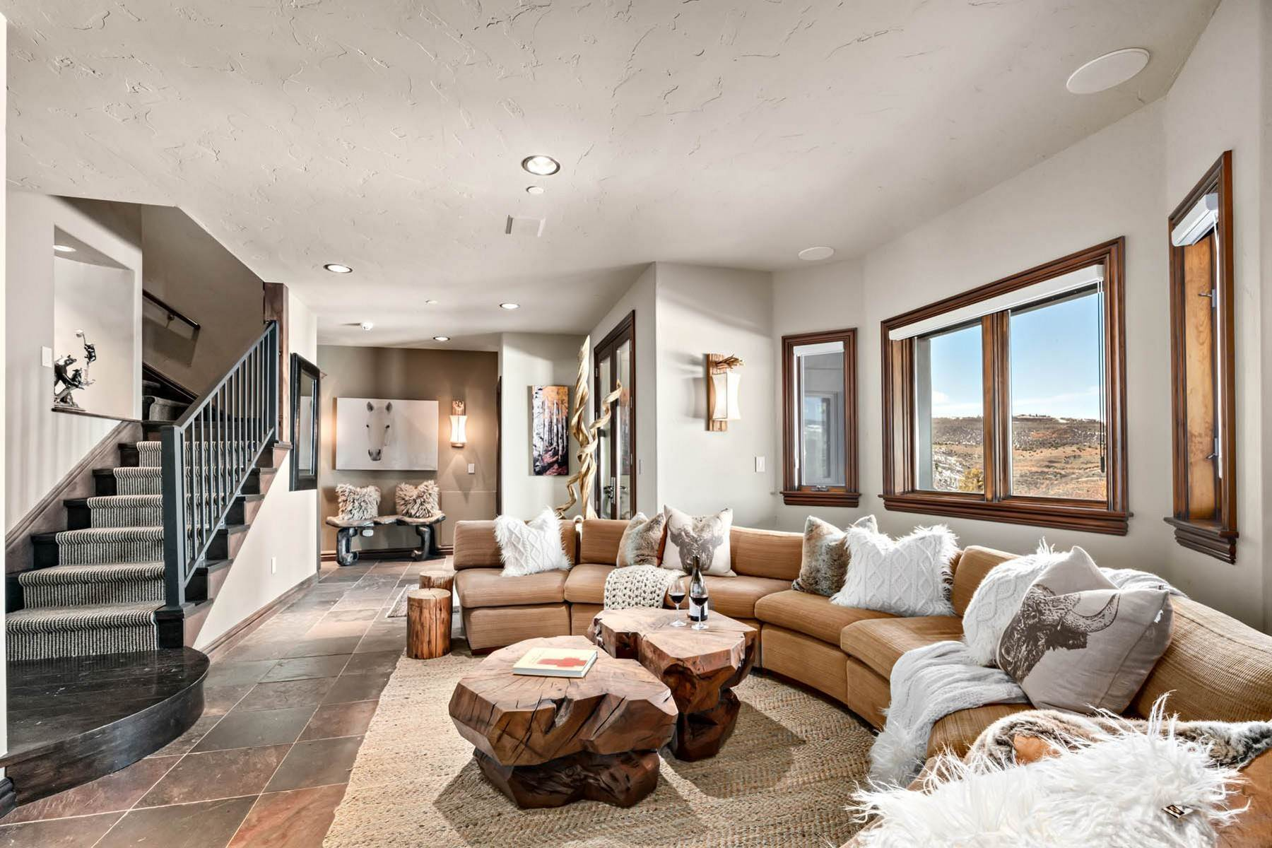 28. Single Family Homes for Active at Situated atop Casteel Ridge 240 Casteel Ridge Edwards, Colorado 81632 United States