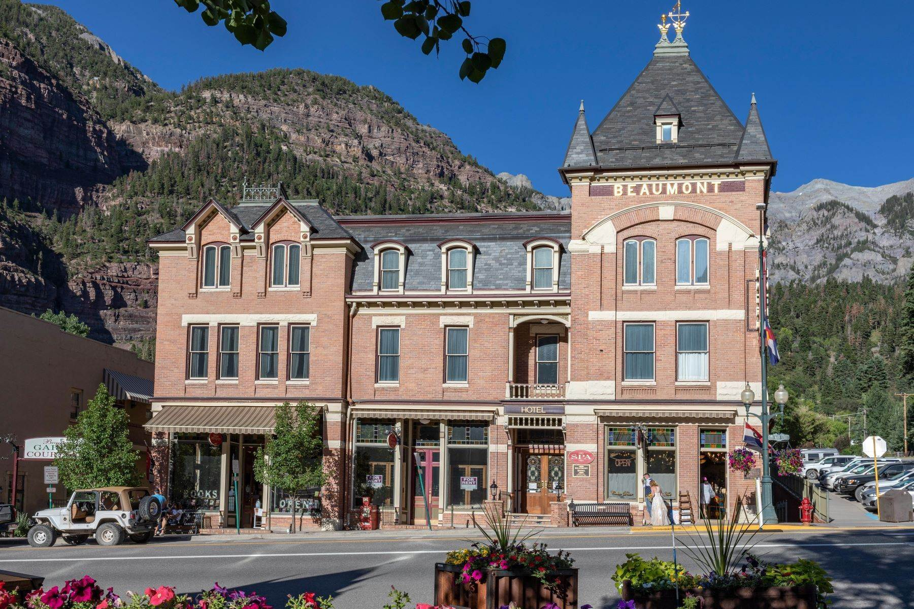 3. Single Family Homes for Active at The Beaumont Hotel 505 Main Street Ouray, Colorado 81427 United States