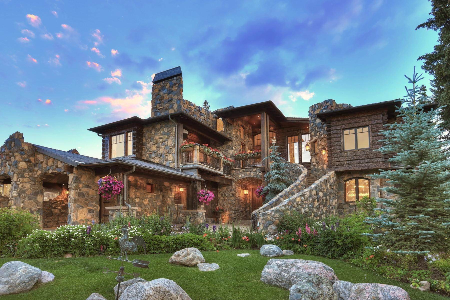 Single Family Homes at Castle on The Blue 165 River Park Drive Breckenridge, Colorado 80424 United States