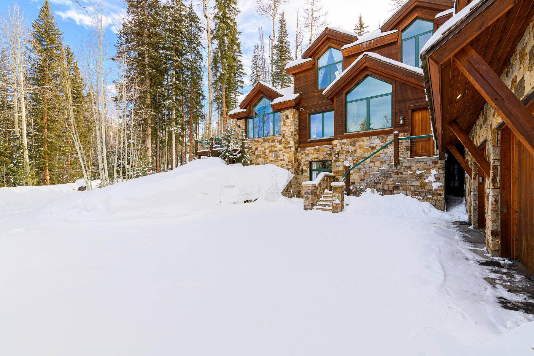 46. Single Family Homes for Active at Prospect Lodge 158 San Joaquin Road Mountain Village, Colorado 81435 United States