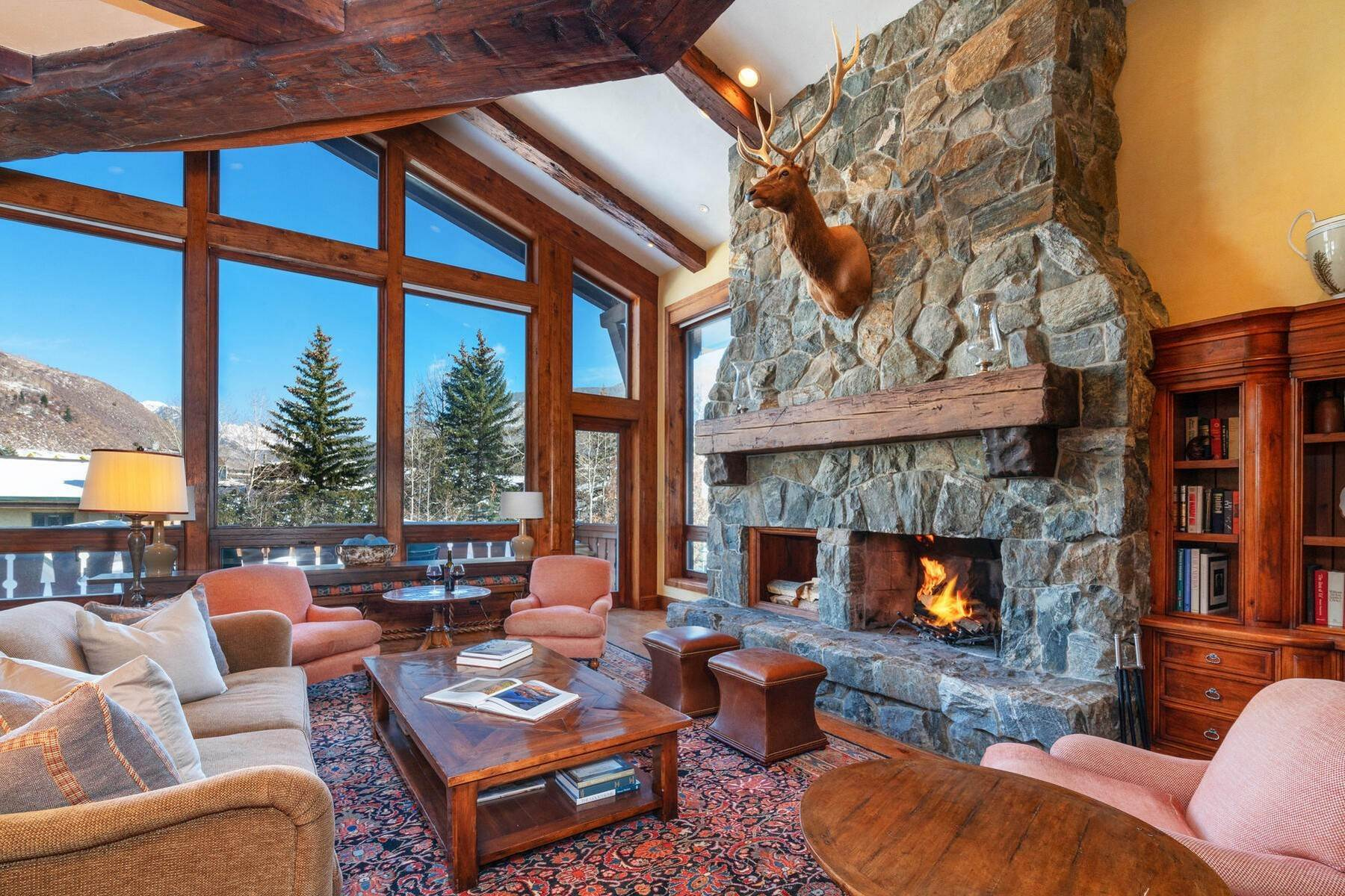 10. Condominiums for Active at Lodge at Vail Penthouse #411 174 Gore Creek Drive #411 Vail, Colorado 81657 United States
