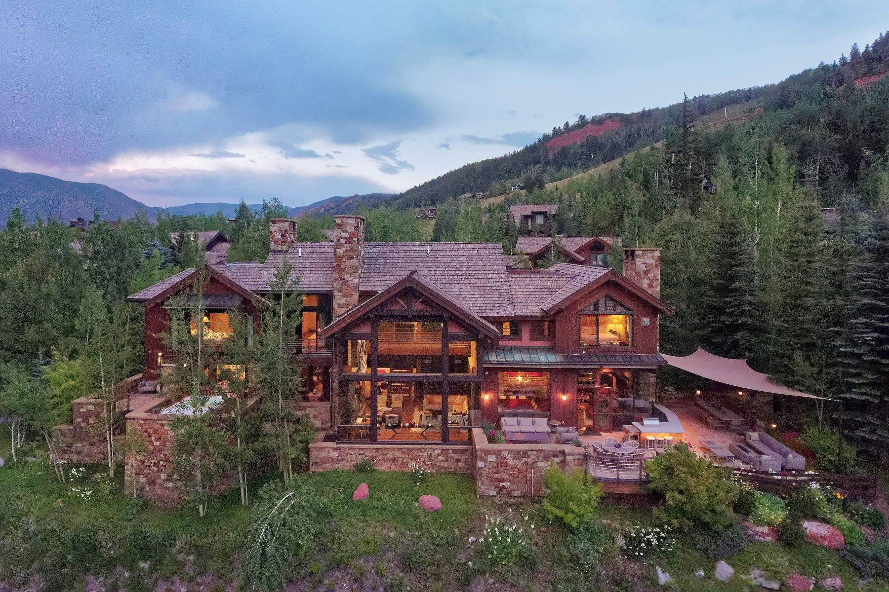 Single Family Homes for Active at In the Heart of Aspen Highlands 105 Exhibition Lane Aspen, Colorado 81611 United States