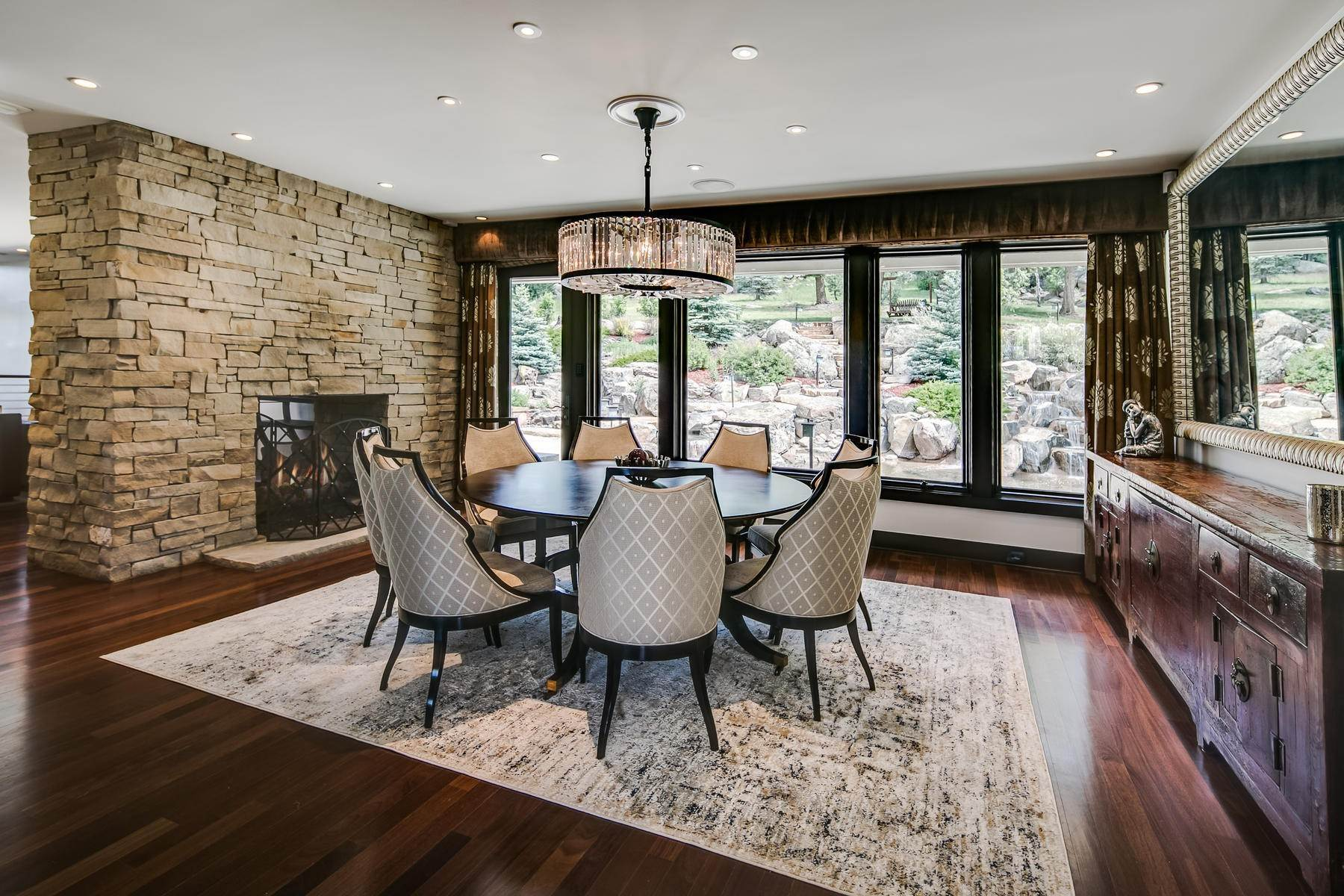 9. Single Family Homes for Active at This Luxurious Estate is More of a Lifestyle Choice, 6917 Timbers Drive Evergreen, Colorado 80439 United States
