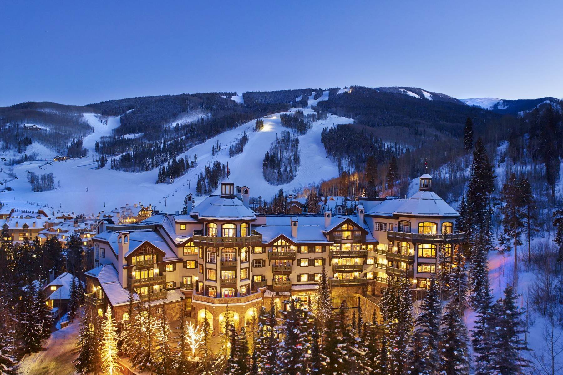 Condominiums for Active at The Chateau at Beaver Creek #208 17 Chateau Lane #208 Beaver Creek, Colorado 81620 United States