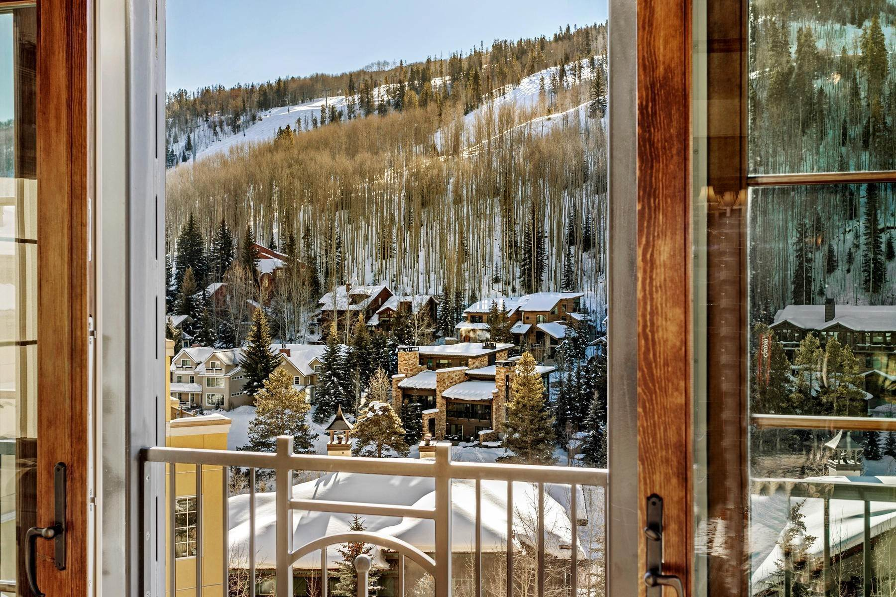 5. Condominiums for Active at The Ritz-Carlton Residences R-517 728 West Lionshead Circle R-517 Vail, Colorado 81657 United States