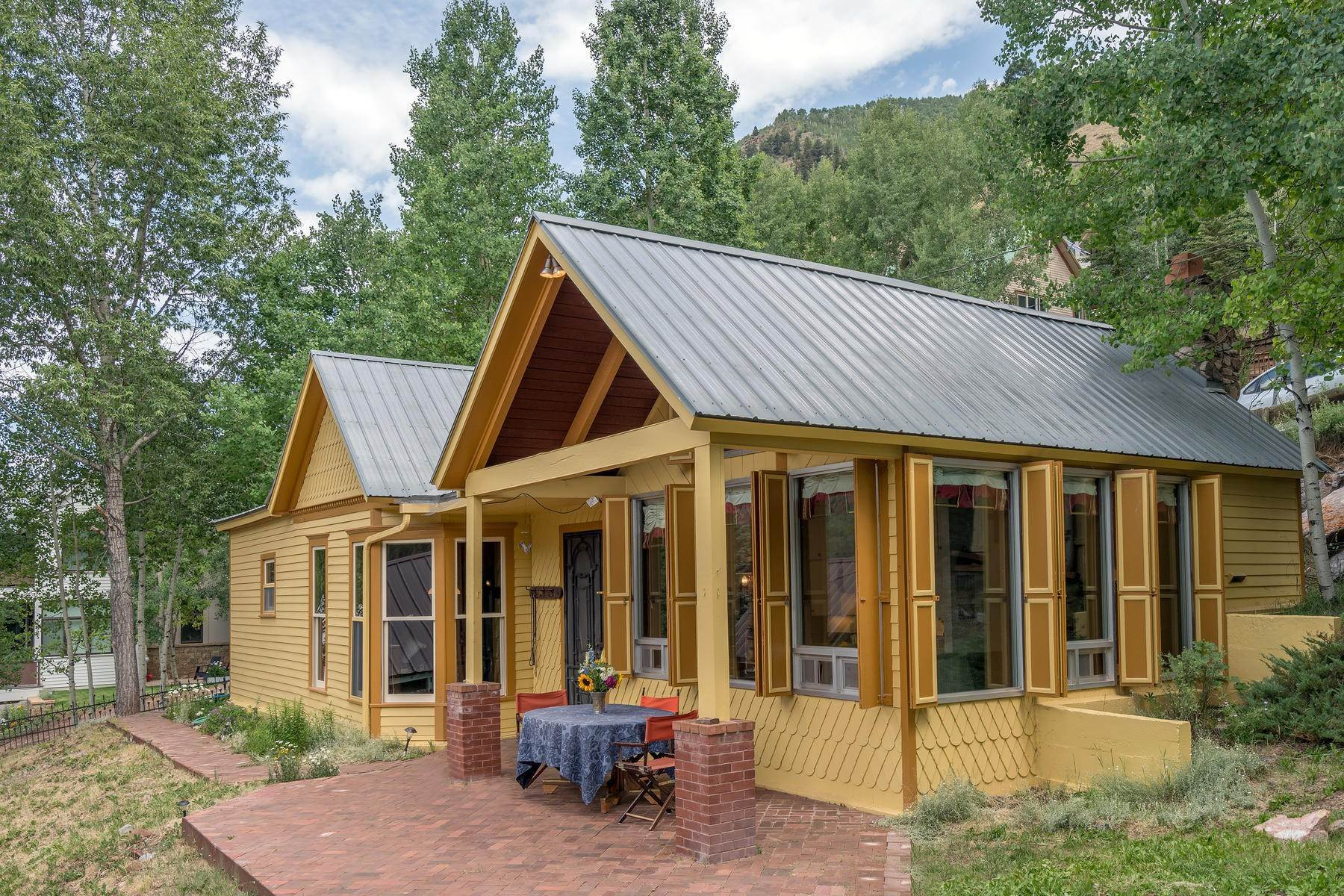 Single Family Homes for Active at 328 N Spruce Street Telluride, Colorado 81435 United States