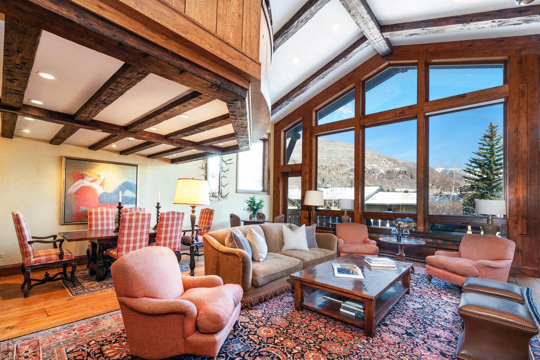 12. Condominiums for Active at Lodge at Vail Penthouse #411 174 Gore Creek Drive #411 Vail, Colorado 81657 United States