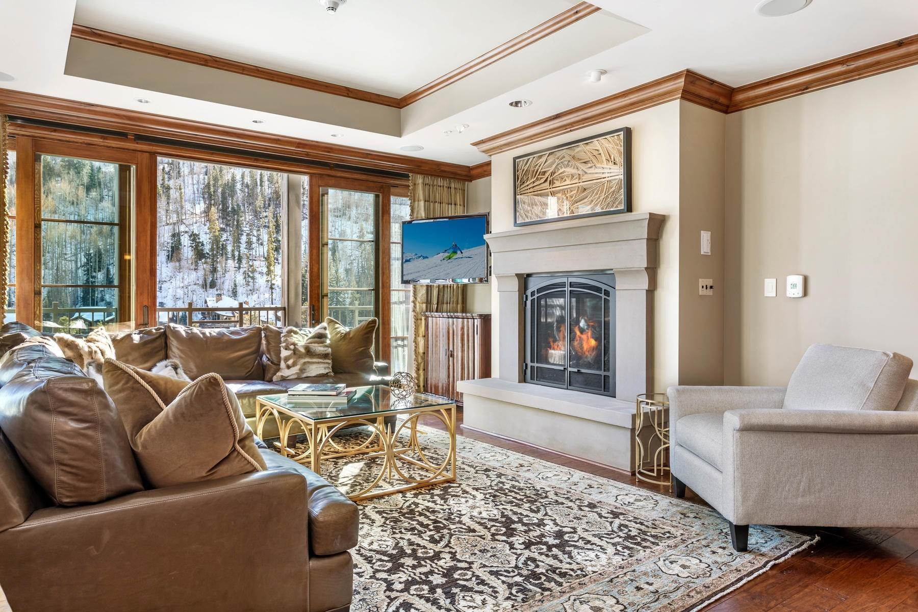 3. Condominiums for Active at The Ritz-Carlton Residences R-517 728 West Lionshead Circle R-517 Vail, Colorado 81657 United States