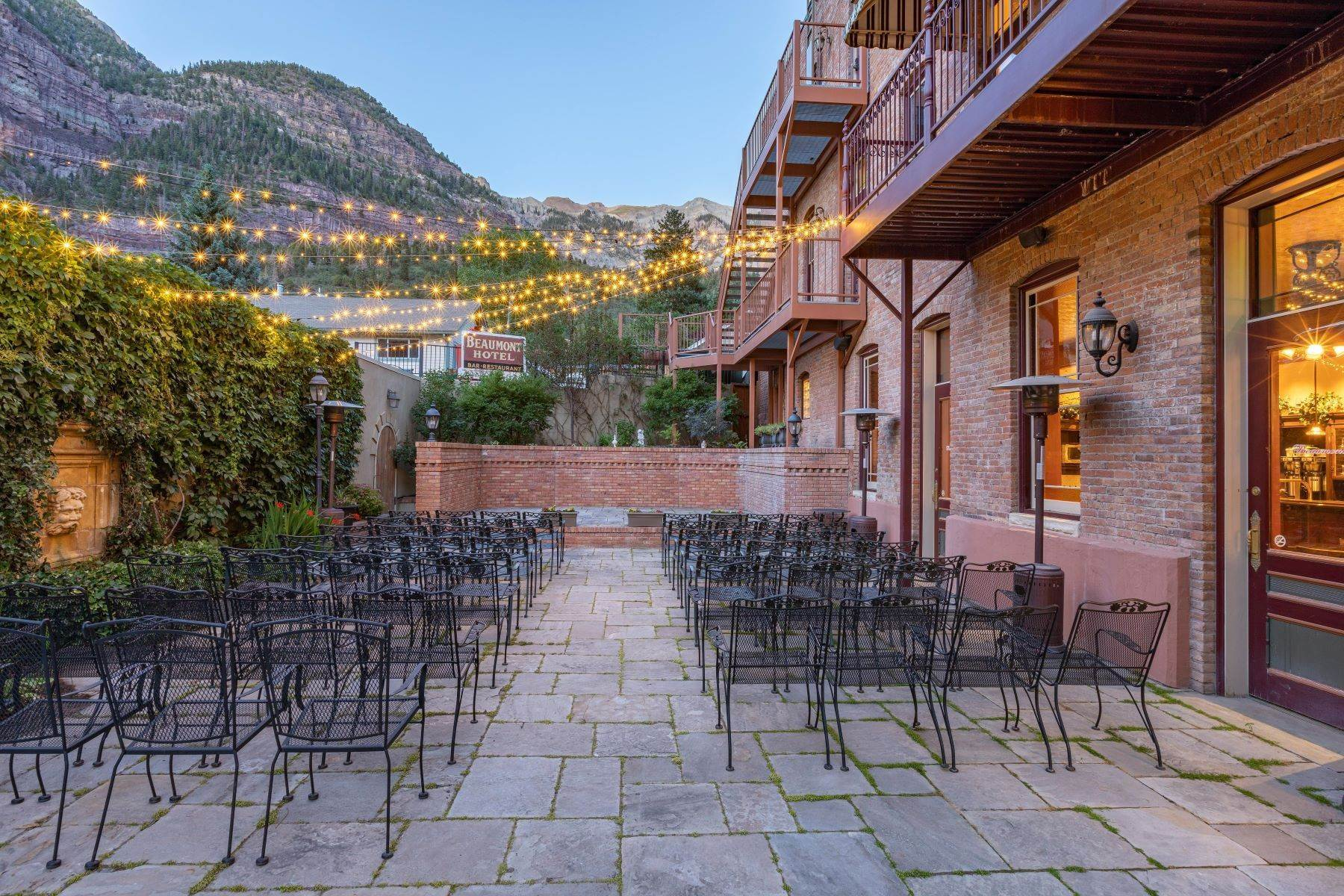 19. Single Family Homes for Active at The Beaumont Hotel 505 Main Street Ouray, Colorado 81427 United States
