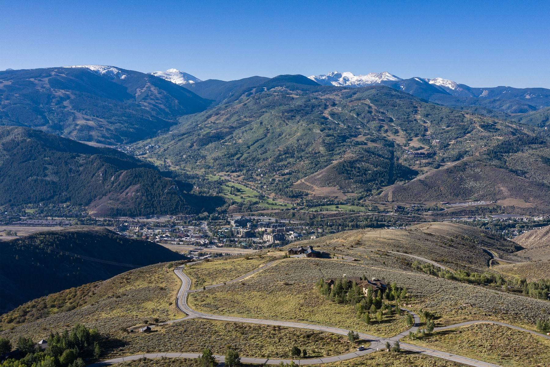 47. Single Family Homes for Active at Modern Mountaintop Luxury with Spectacular Views 587 Paintbrush Avon, Colorado 81620 United States