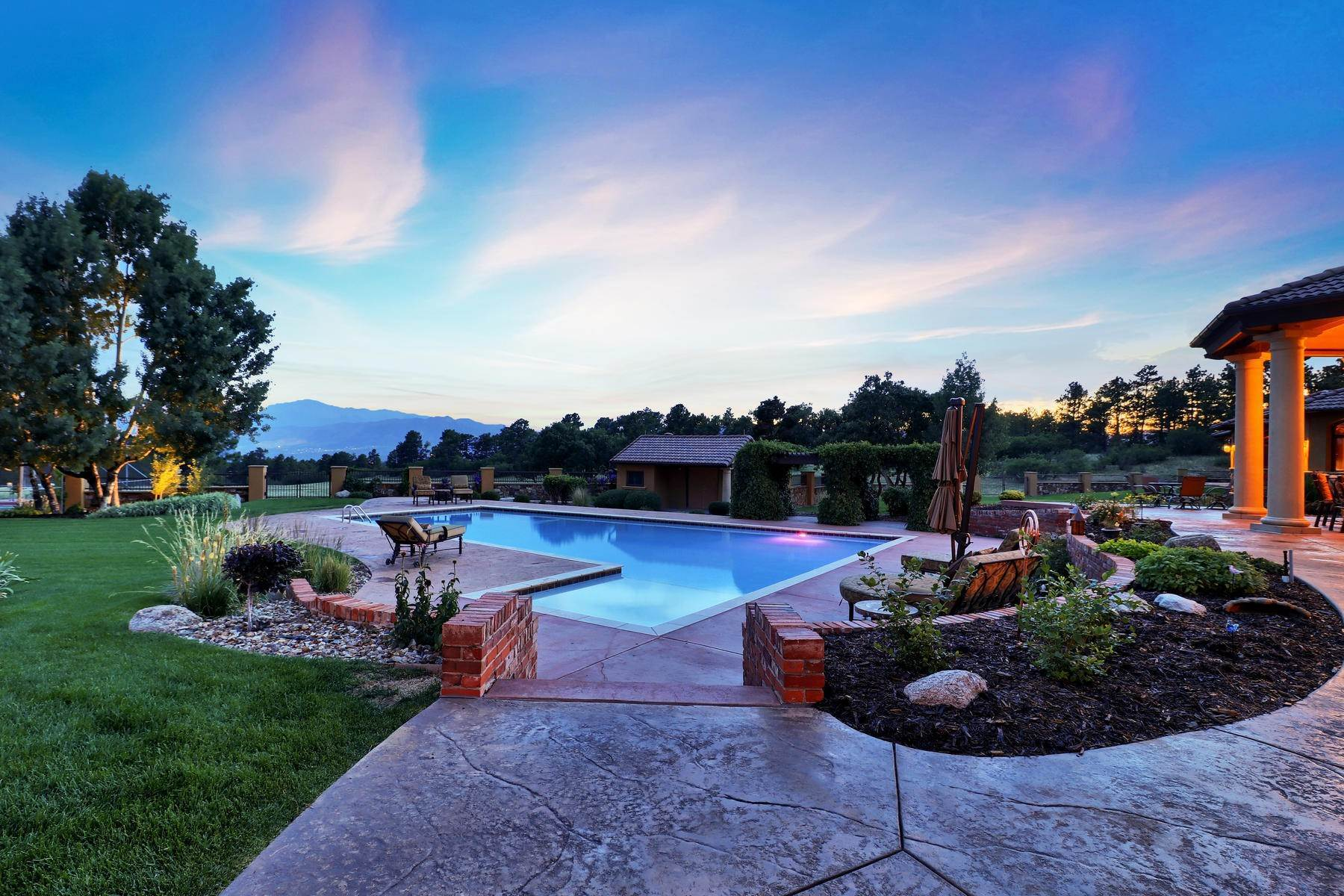 Property for Active at Tuscan Estate 12795 Oak Cliff Way Colorado Springs, Colorado 80908 United States