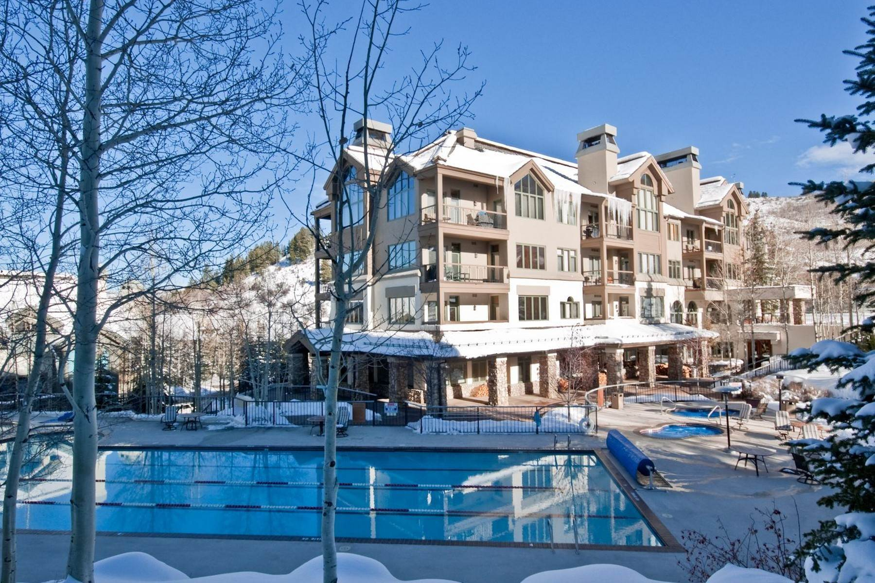 Condominiums for Active at Highlands Lodge #401 15 Highlands Lane #401 Beaver Creek, Colorado 81620 United States