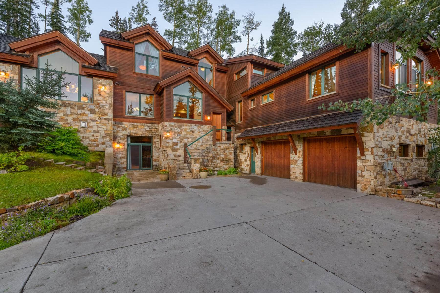 43. Single Family Homes for Active at Prospect Lodge 158 San Joaquin Road Mountain Village, Colorado 81435 United States