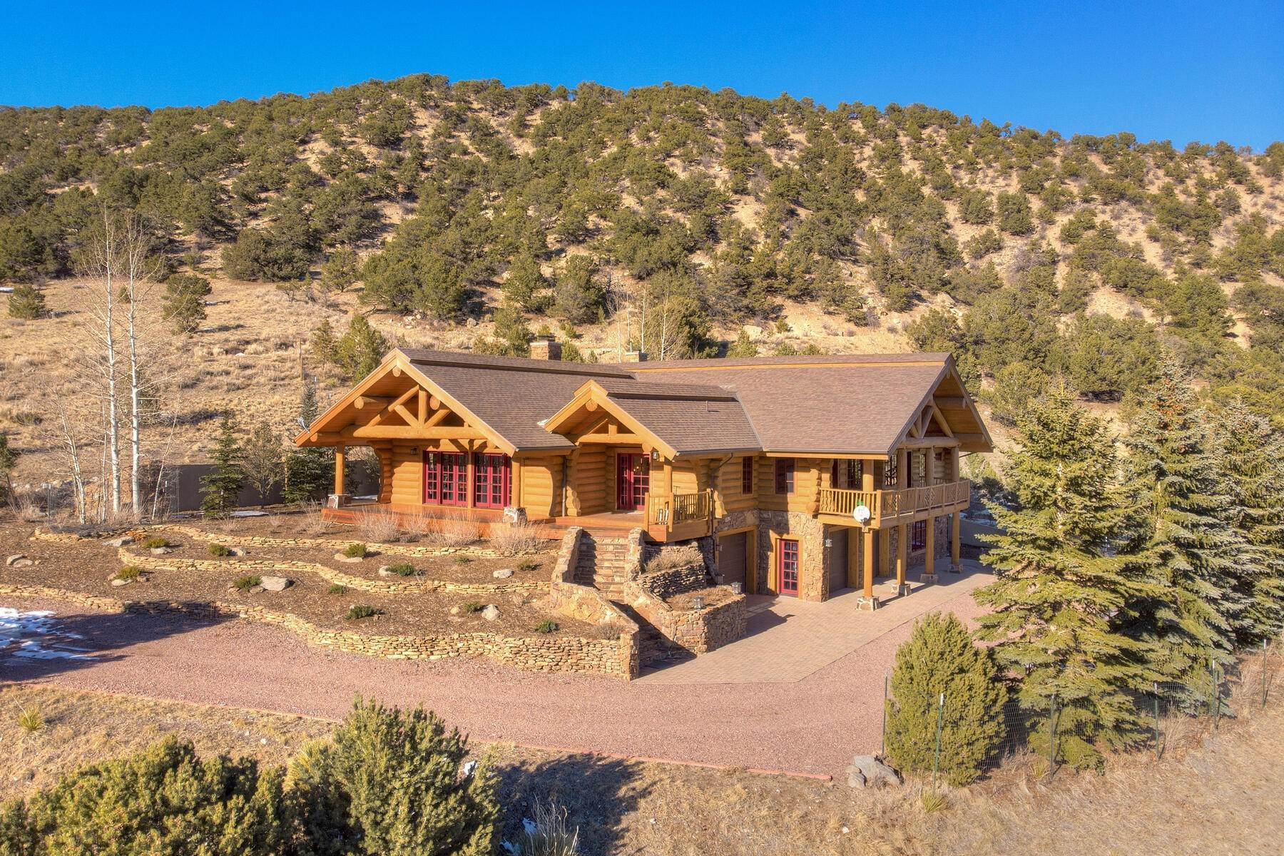 Single Family Homes at Snow Shadow Ranch 21820 County Road 322 Nathrop, Colorado 81236 United States
