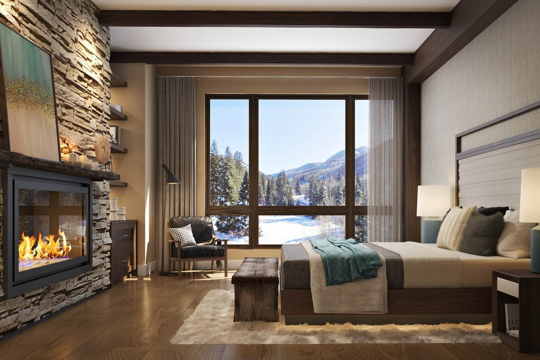 8. Single Family Homes for Active at Peregrine Villas 185 Elk Track Road Beaver Creek, Colorado 81620 United States