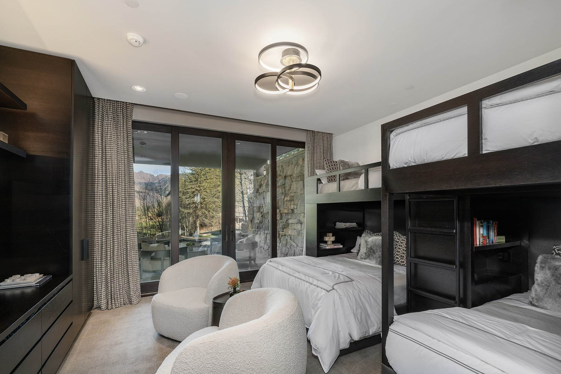 48. Single Family Homes for Active at Legendary Mountain Living 1183 Cabin Circle Vail, Colorado 81657 United States