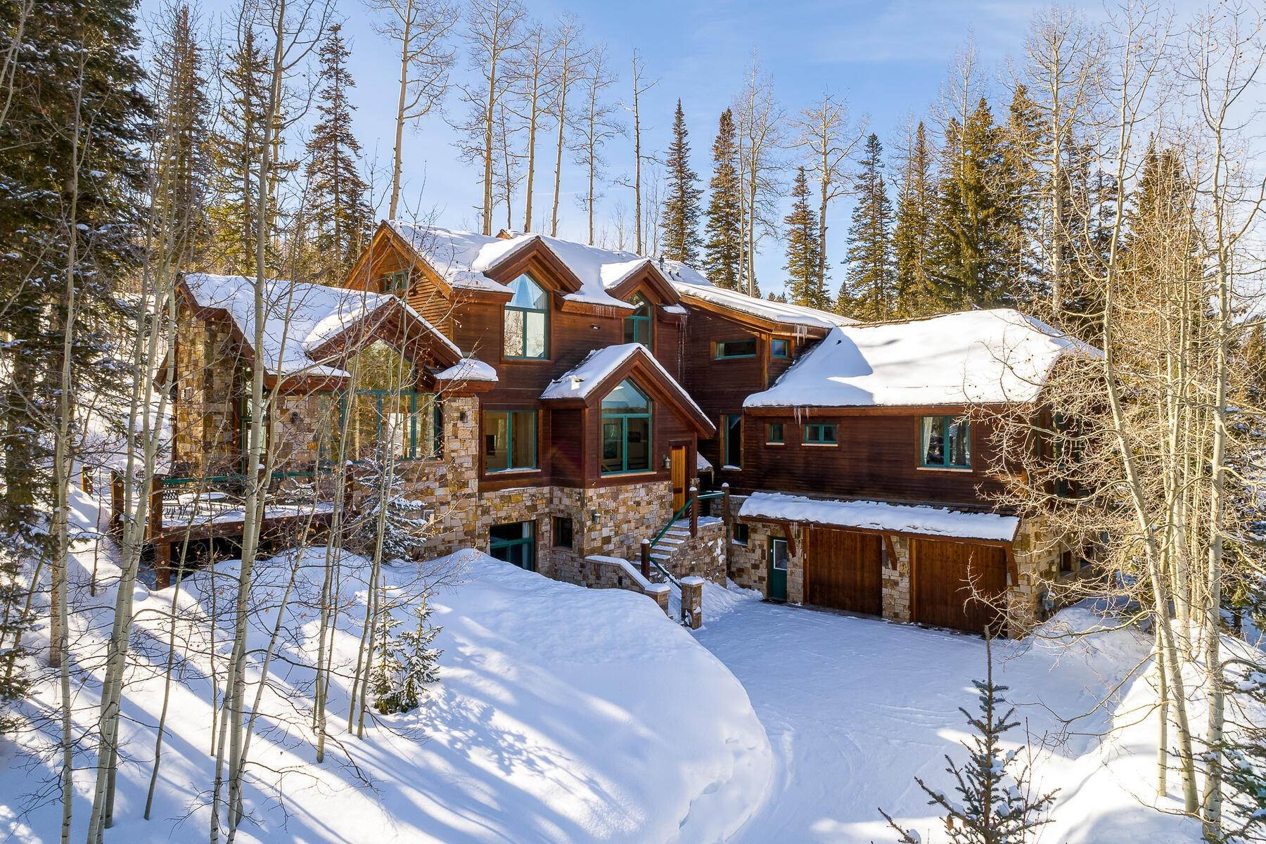 40. Single Family Homes for Active at Prospect Lodge 158 San Joaquin Road Mountain Village, Colorado 81435 United States