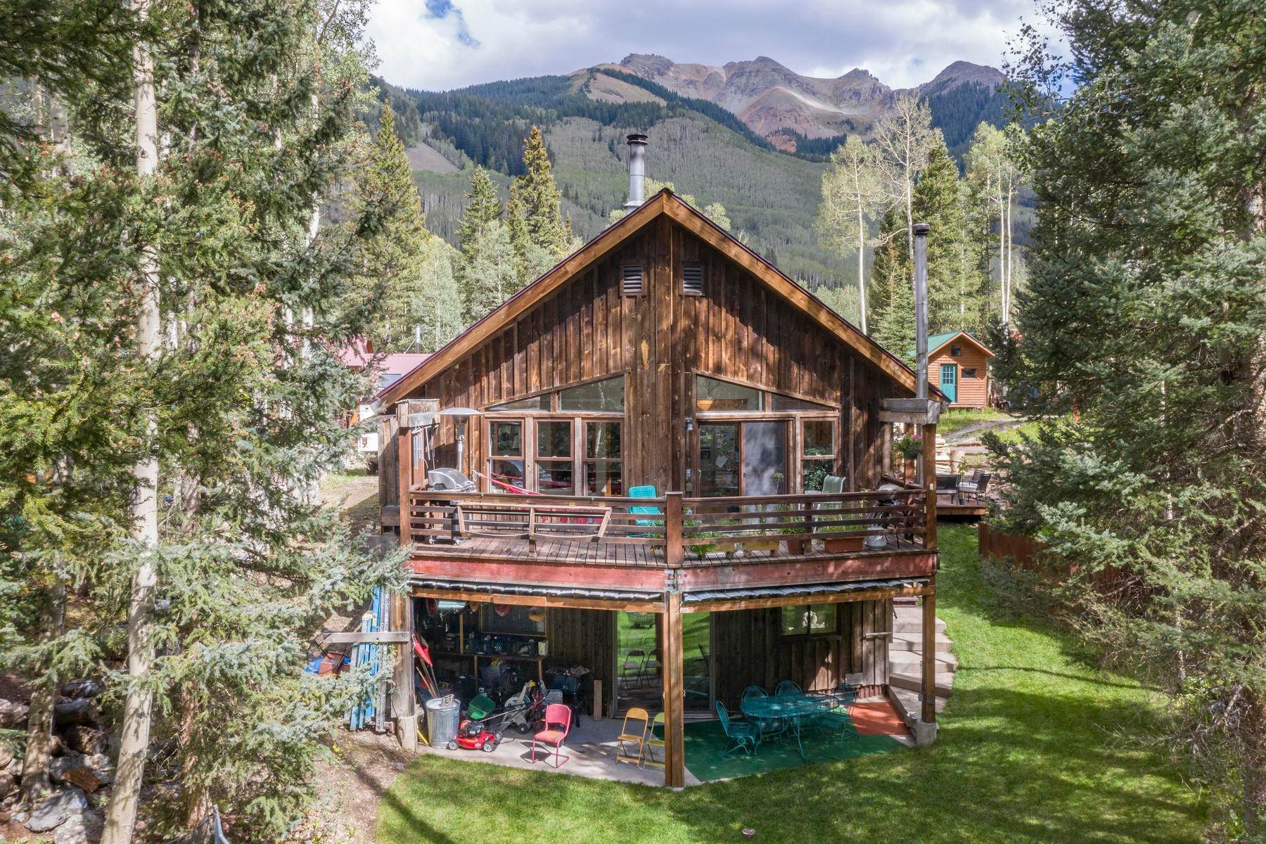 Property en 27 Beeslack Lane Telluride, Colorado 81435 Estados Unidos