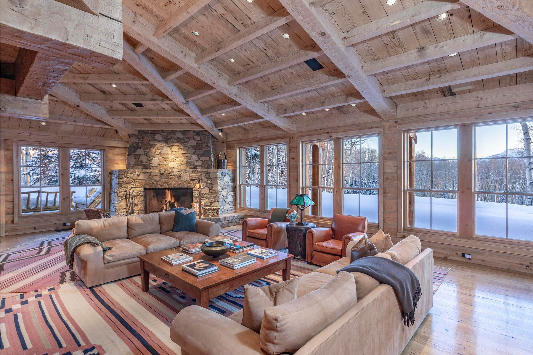 9. Single Family Homes for Active at Luxury Meets Legend 115 Francisco Way Telluride, Colorado 81435 United States