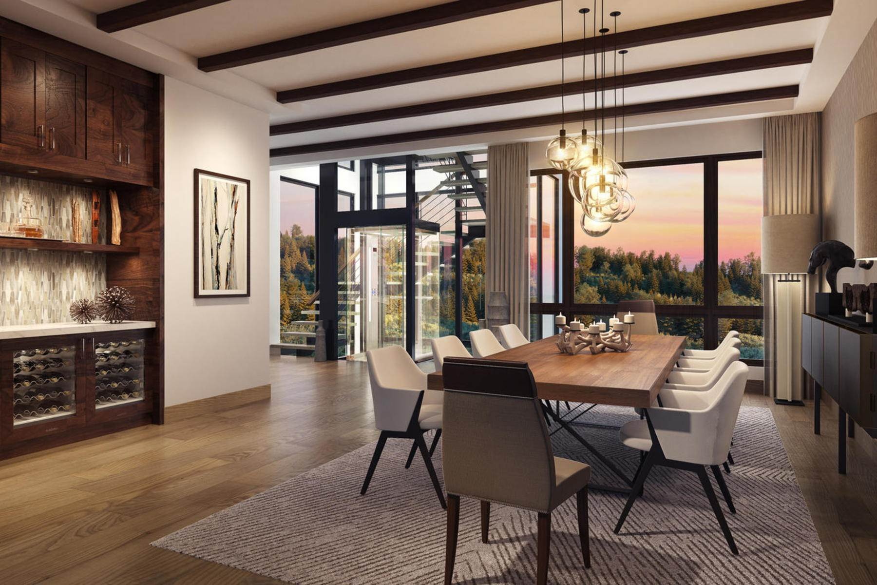 5. Duplex Homes for Active at Peregrine Villas 187 Elk Track Road Beaver Creek, Colorado 81620 United States
