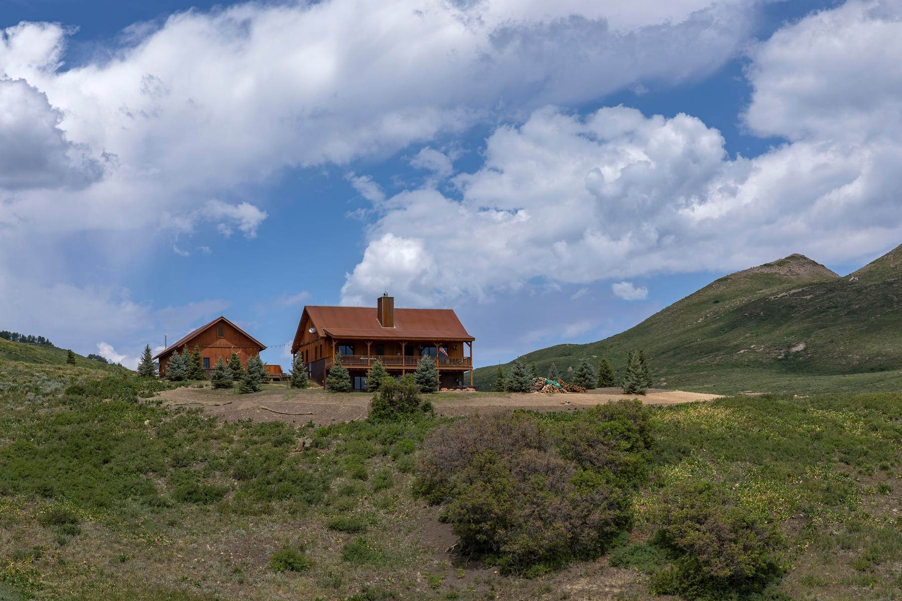 32. Single Family Homes for Active at 110 Wasatch Lane Ridgway, Colorado 81432 United States
