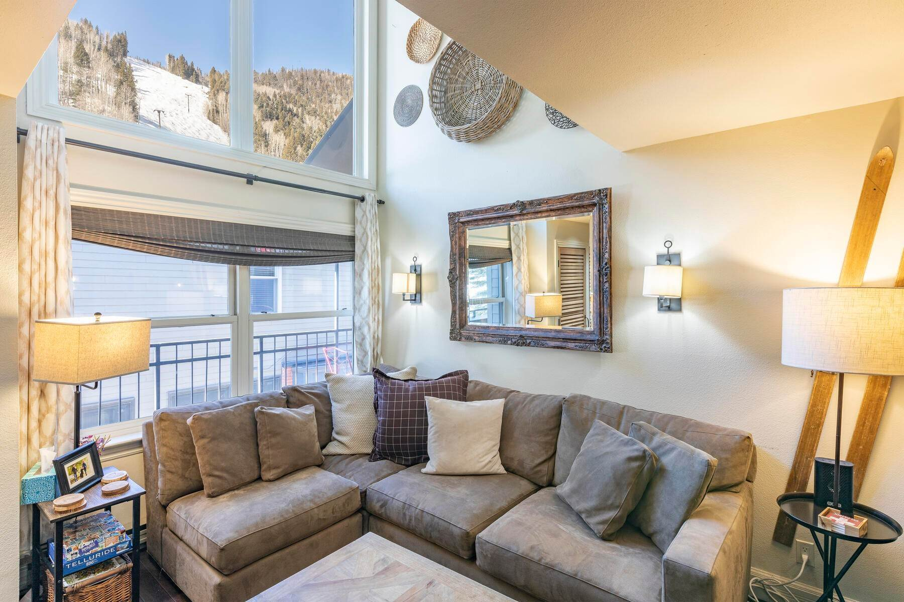 Property en Cimarron Lodge #17 300 S Mahoney Drive, R17 Telluride, Colorado 81435 Estados Unidos
