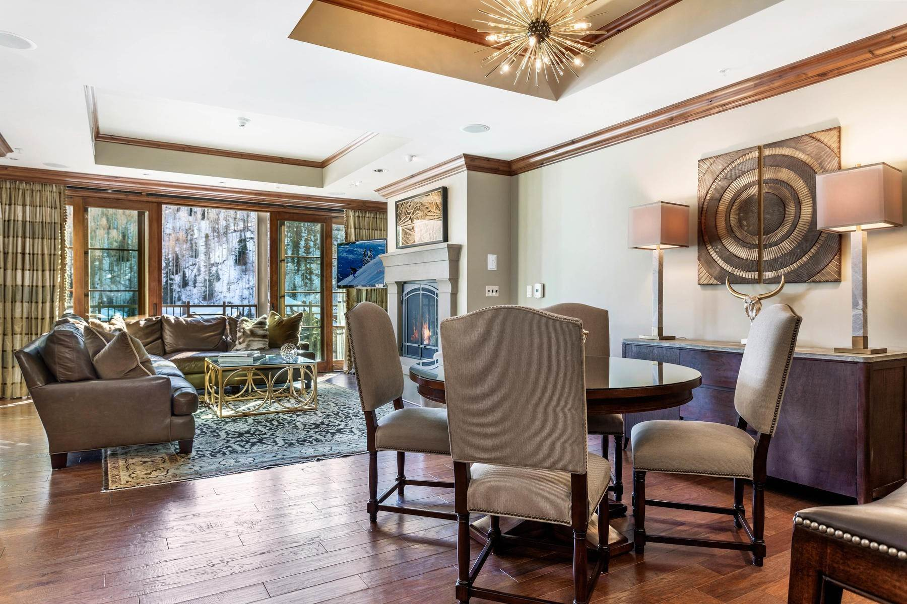 12. Condominiums for Active at The Ritz-Carlton Residences R-517 728 West Lionshead Circle R-517 Vail, Colorado 81657 United States