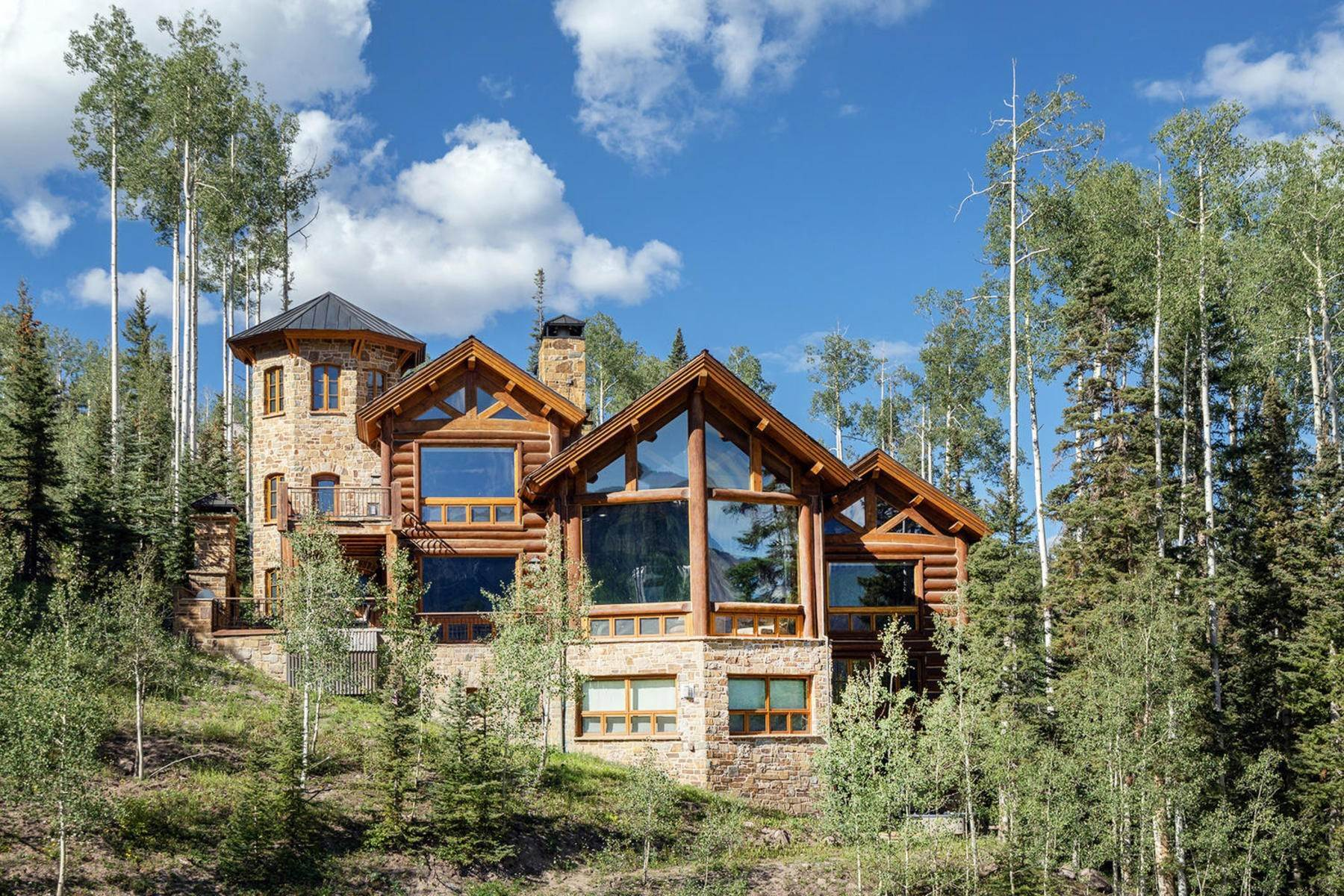 Single Family Homes at 135 Polecat Lane Mountain Village, Colorado 81435 United States