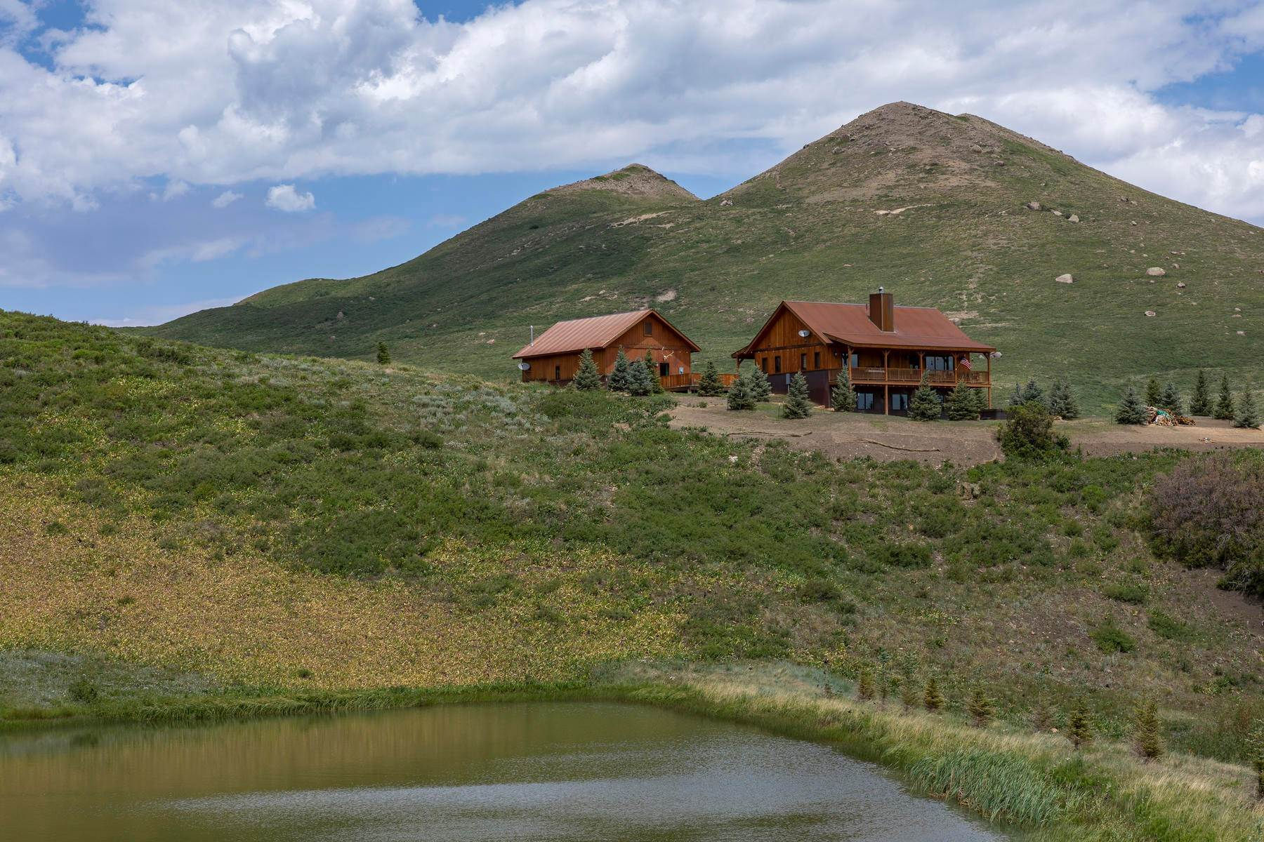 34. Single Family Homes for Active at 110 Wasatch Lane Ridgway, Colorado 81432 United States