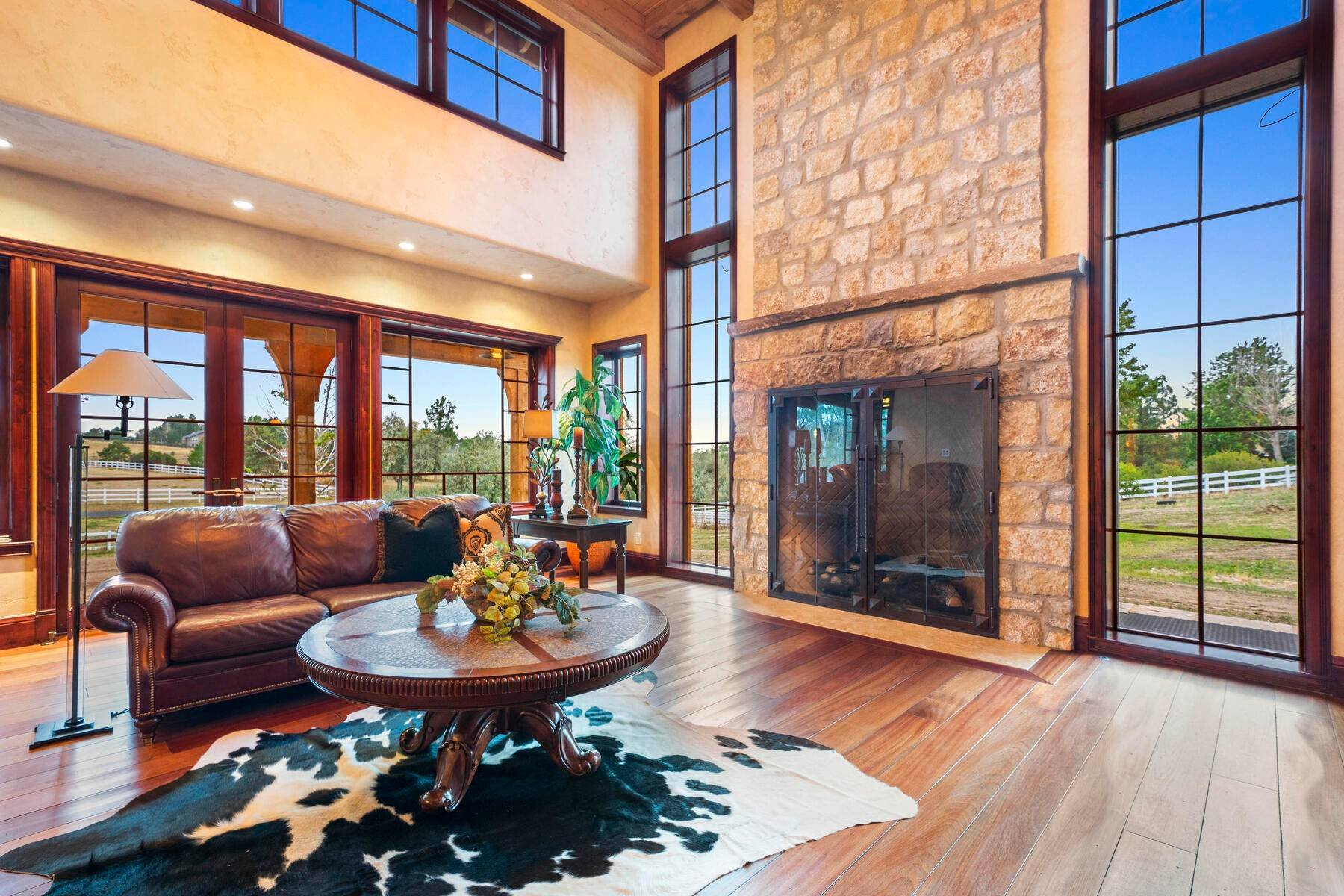 Single Family Homes for Active at Experience extraordinary craftsmanship! 18057 E Hinsdale Avenue Foxfield, Colorado 80016 United States