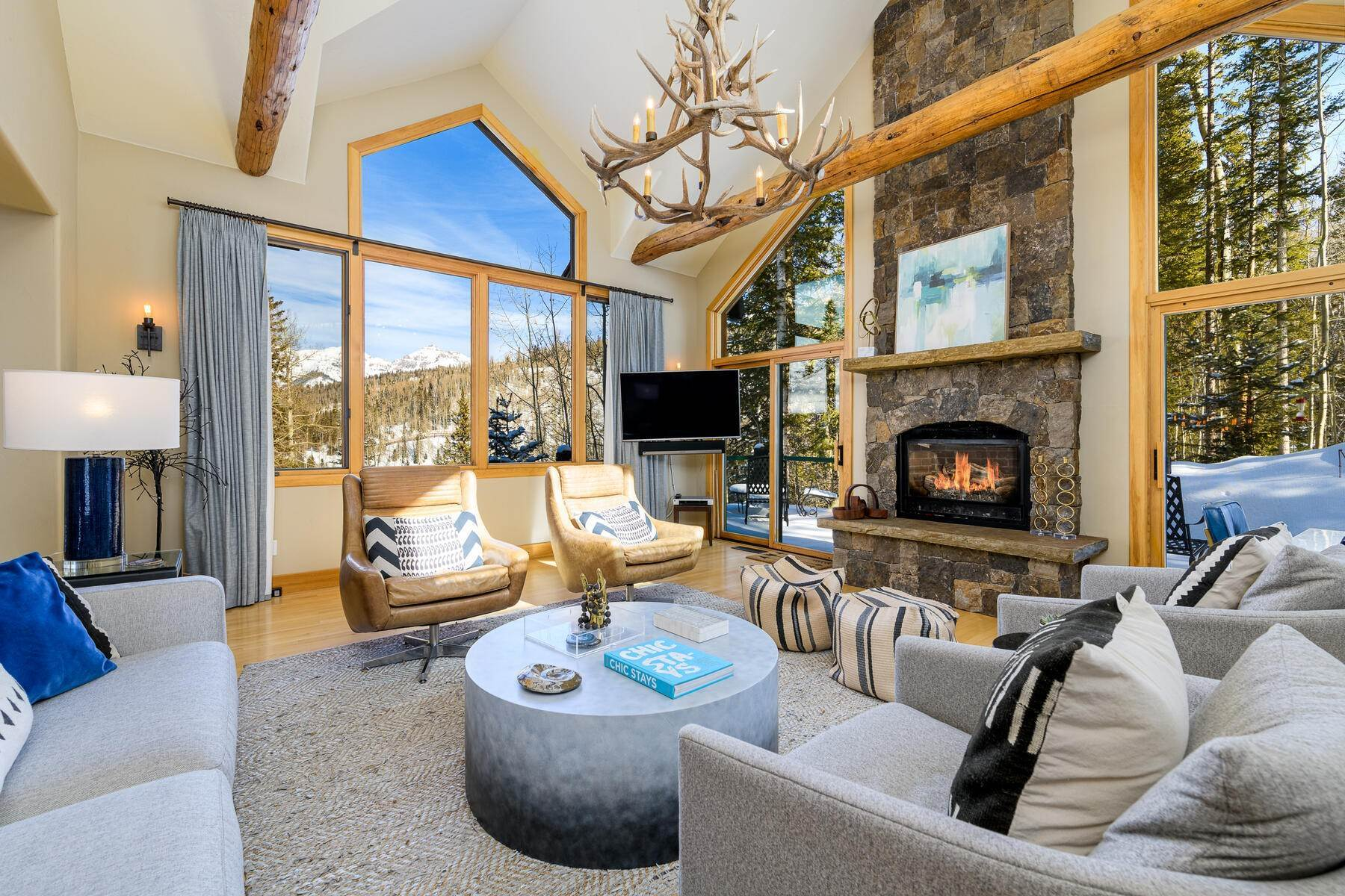 5. Single Family Homes for Active at Prospect Lodge 158 San Joaquin Road Mountain Village, Colorado 81435 United States
