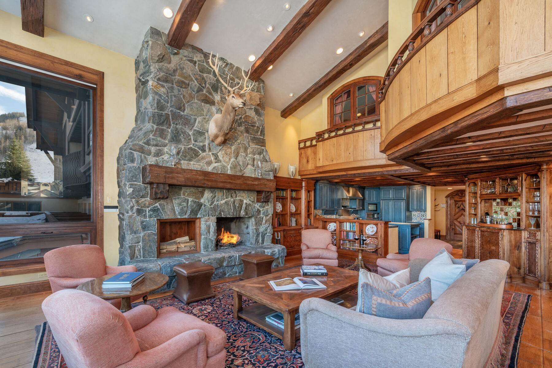 15. Condominiums for Active at Lodge at Vail Penthouse #411 174 Gore Creek Drive #411 Vail, Colorado 81657 United States
