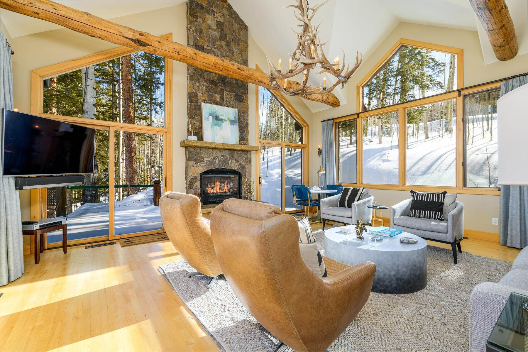 7. Single Family Homes for Active at Prospect Lodge 158 San Joaquin Road Mountain Village, Colorado 81435 United States