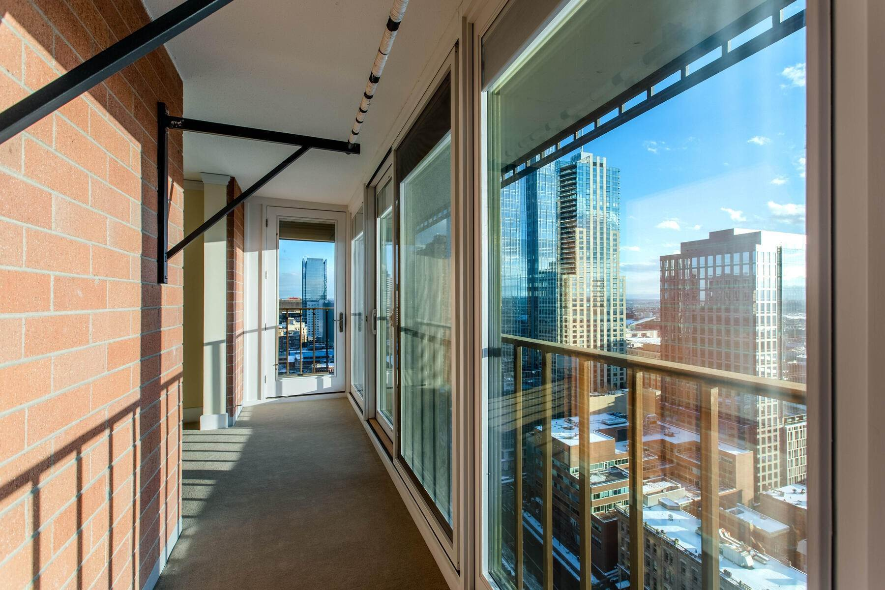 17. Condominiums at IMPRESSIVE FOREVER VIEWS HIGH ATOP THE CITY 1551 Larimer Street Unit #2701C Denver, Colorado 80202 United States