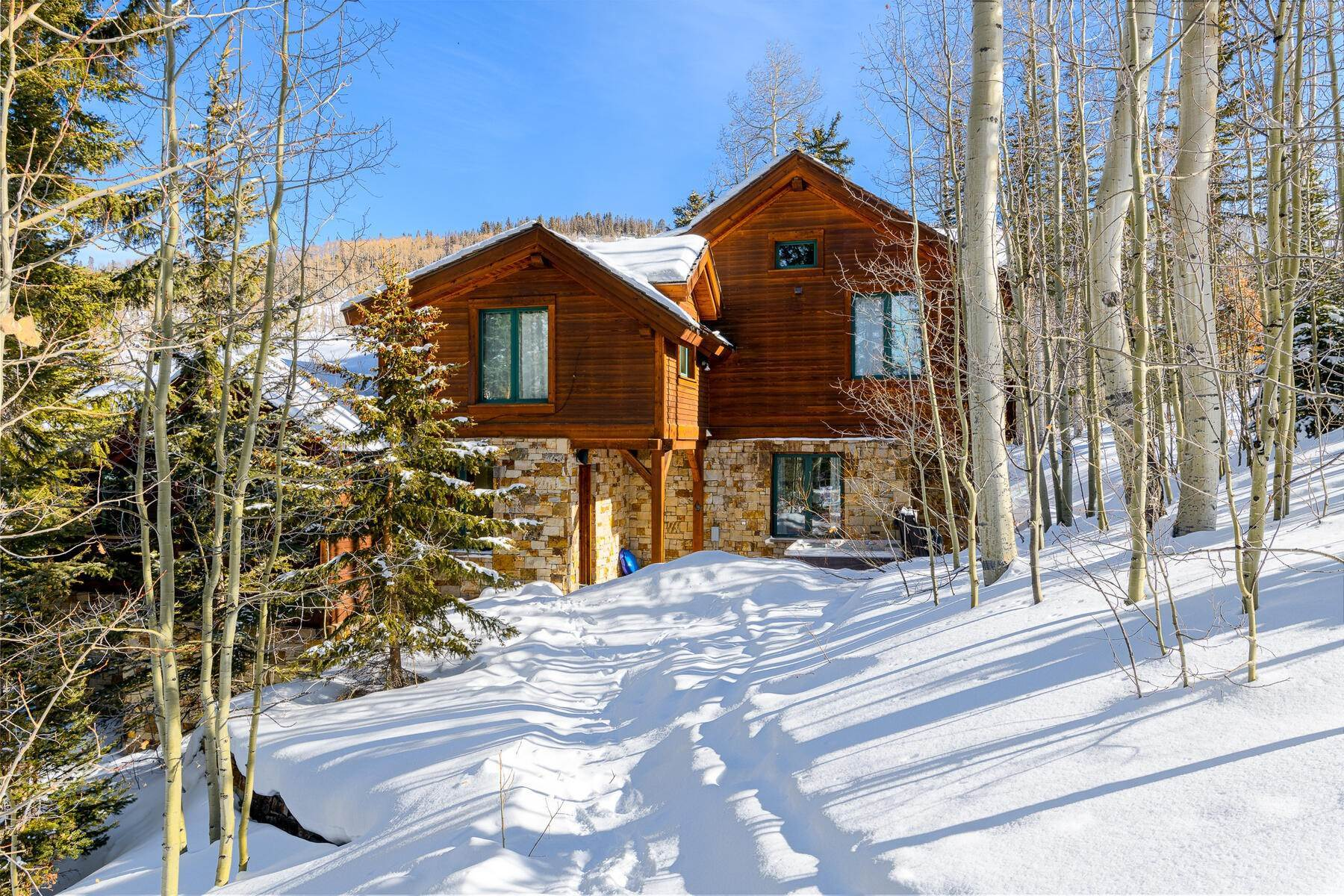 50. Single Family Homes for Active at Prospect Lodge 158 San Joaquin Road Mountain Village, Colorado 81435 United States