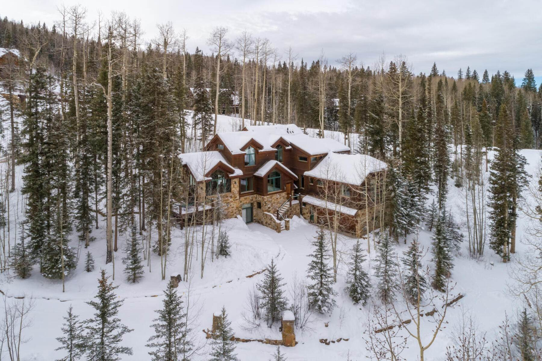 42. Single Family Homes for Active at Prospect Lodge 158 San Joaquin Road Mountain Village, Colorado 81435 United States