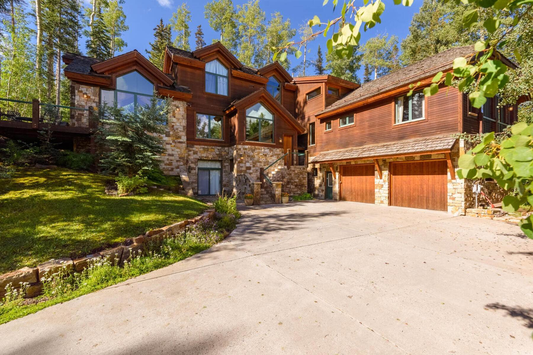44. Single Family Homes for Active at Prospect Lodge 158 San Joaquin Road Mountain Village, Colorado 81435 United States