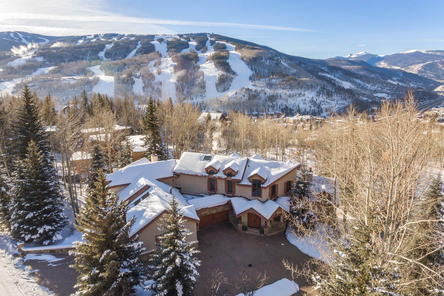 Single Family Homes for Active at Outstanding Ski Slope Views 781 Potato Patch Vail, Colorado 81657 United States