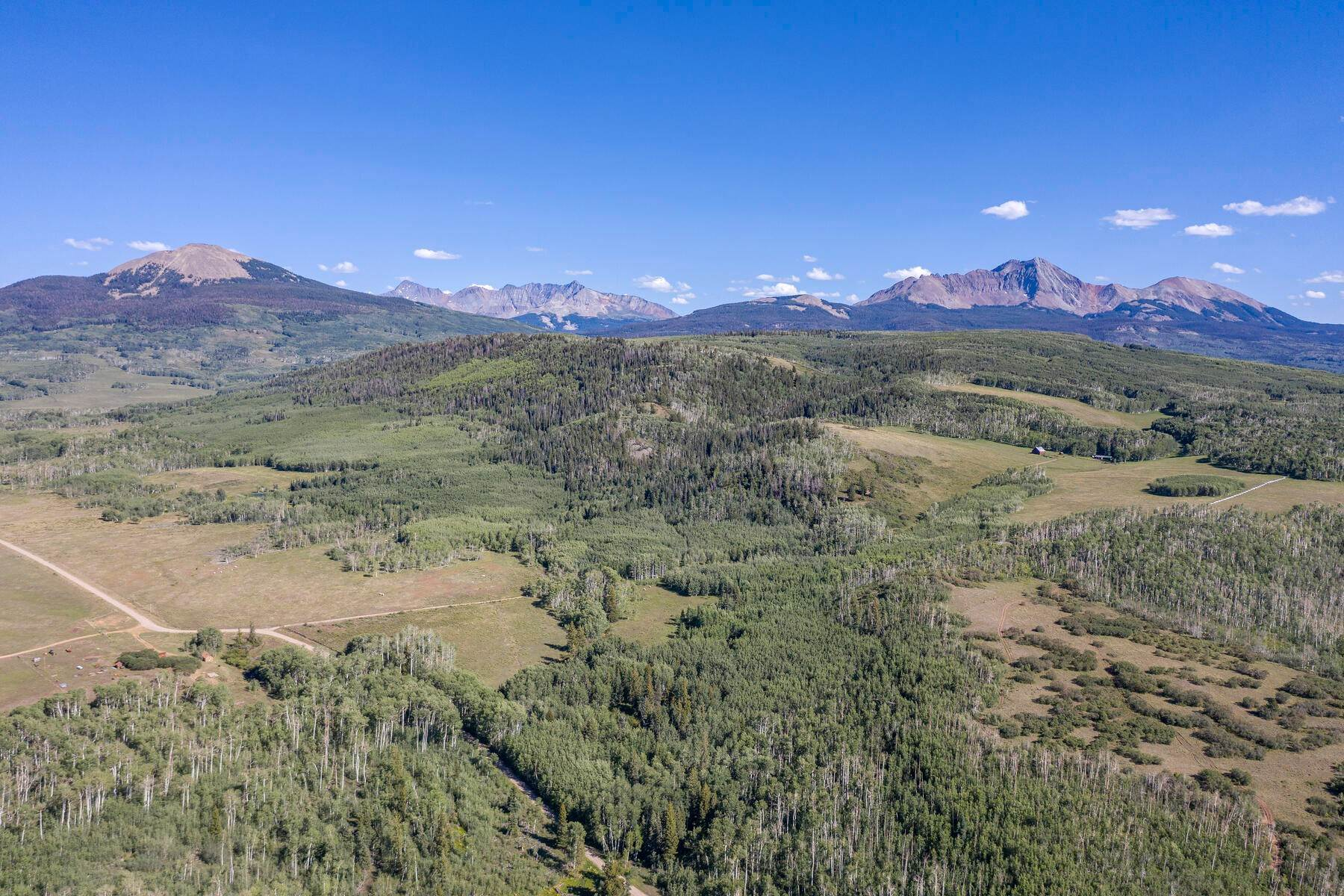 Land for Active at 8563 County Road M44 Placerville, Colorado 81430 United States