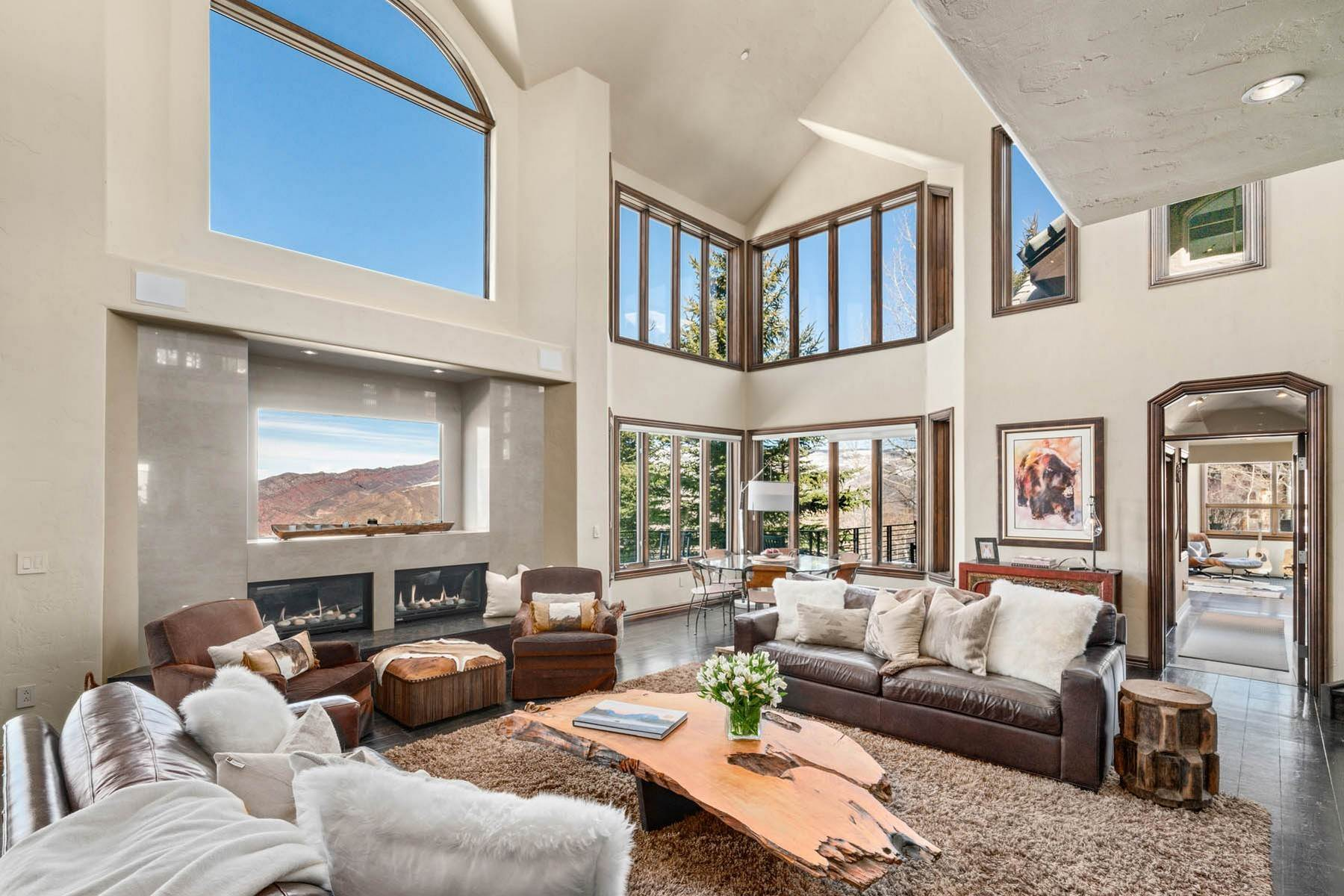 6. Single Family Homes for Active at Situated atop Casteel Ridge 240 Casteel Ridge Edwards, Colorado 81632 United States